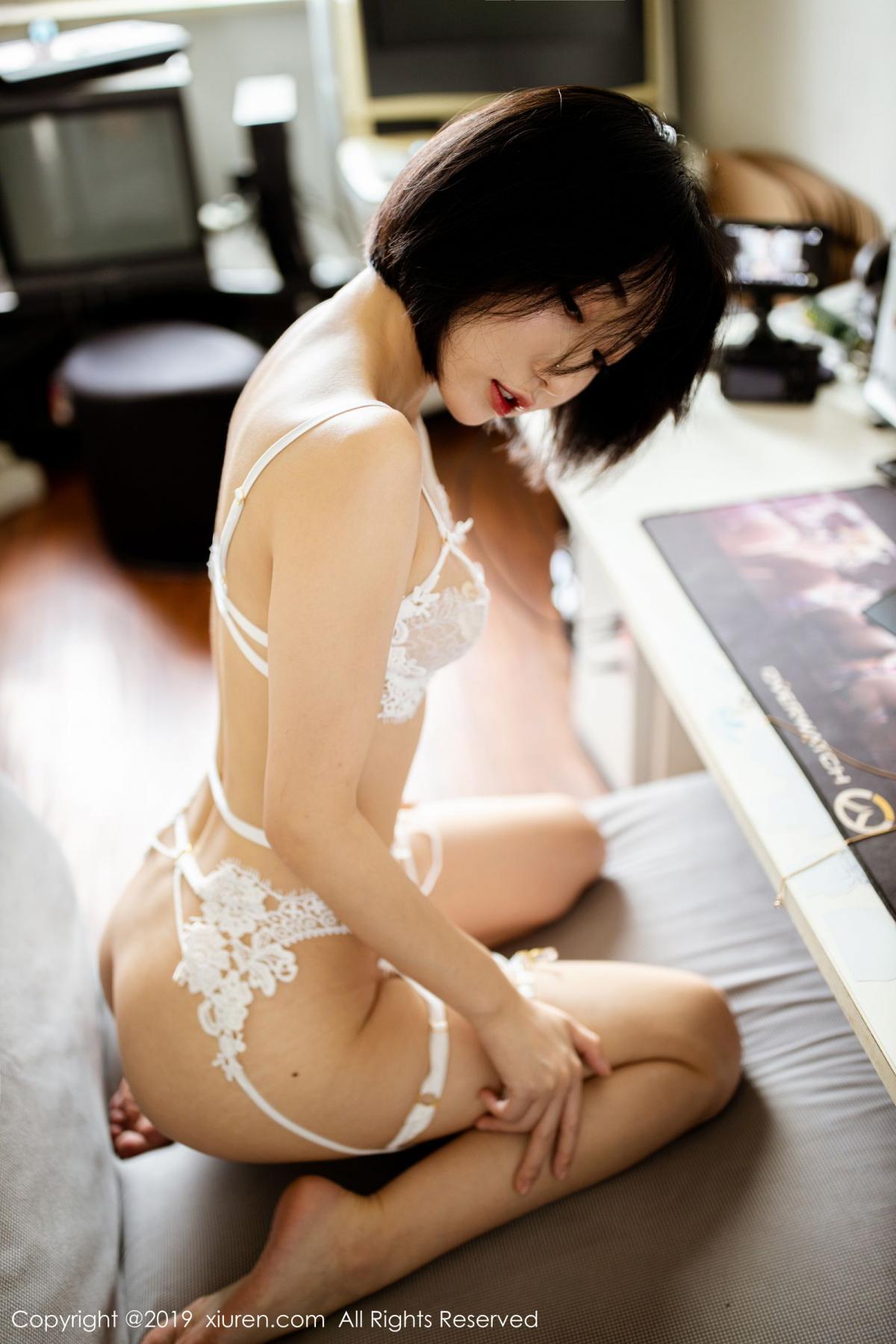 [XiuRen] Vol.1626 Xiao Jiu Yue 13P, Pure, Underwear, Xiao Jiu Yue, Xiuren
