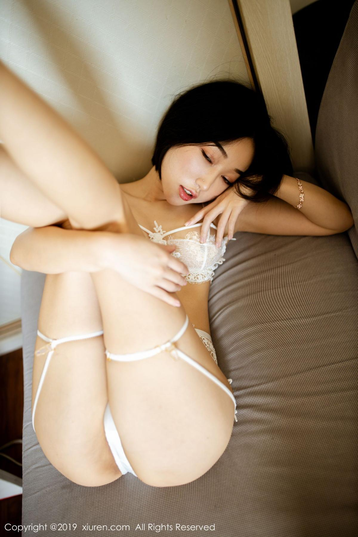 [XiuRen] Vol.1626 Xiao Jiu Yue 19P, Pure, Underwear, Xiao Jiu Yue, Xiuren
