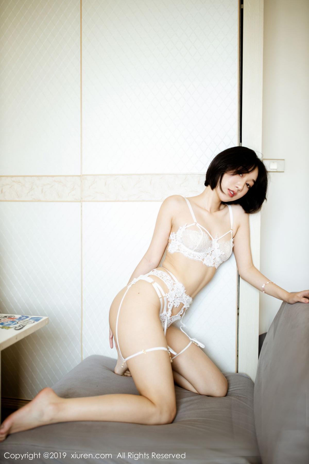 [XiuRen] Vol.1626 Xiao Jiu Yue 22P, Pure, Underwear, Xiao Jiu Yue, Xiuren