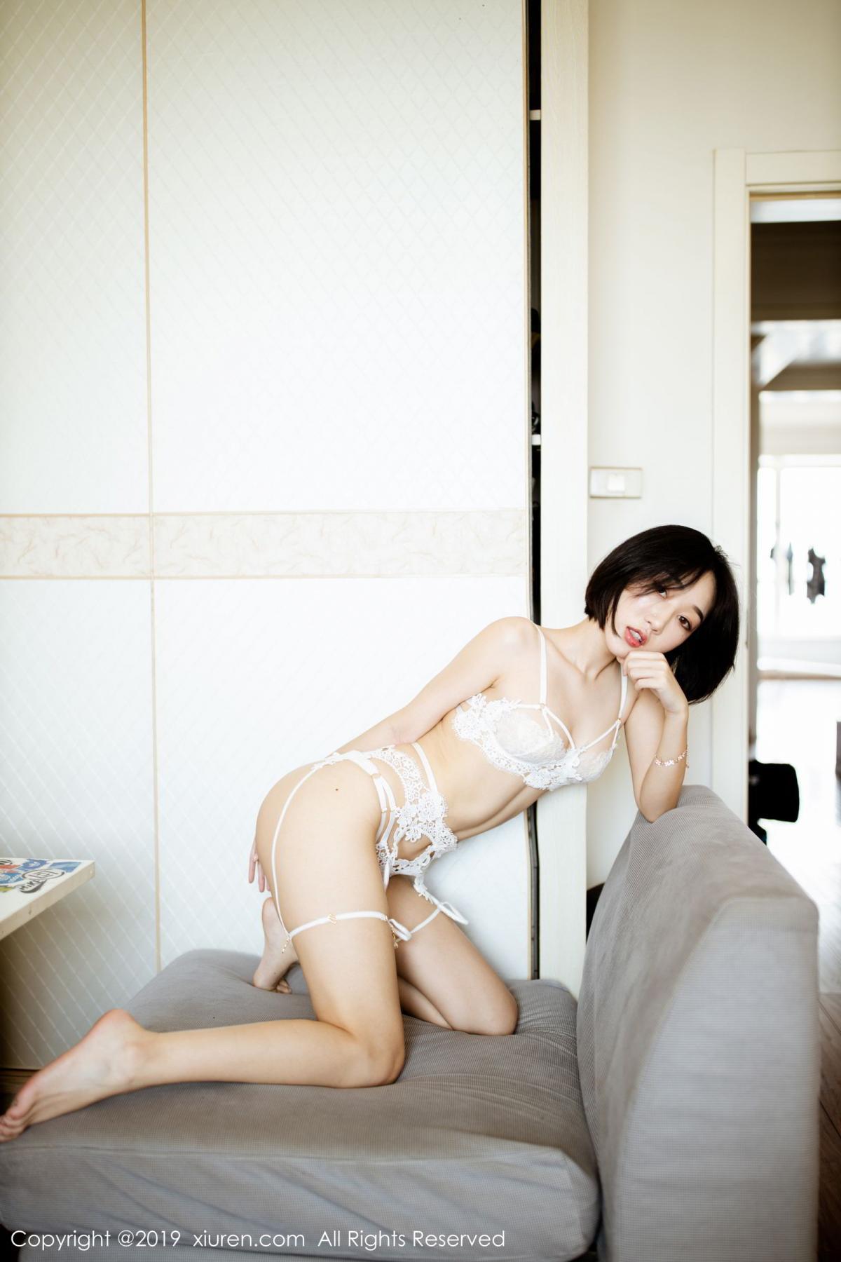 [XiuRen] Vol.1626 Xiao Jiu Yue 23P, Pure, Underwear, Xiao Jiu Yue, Xiuren