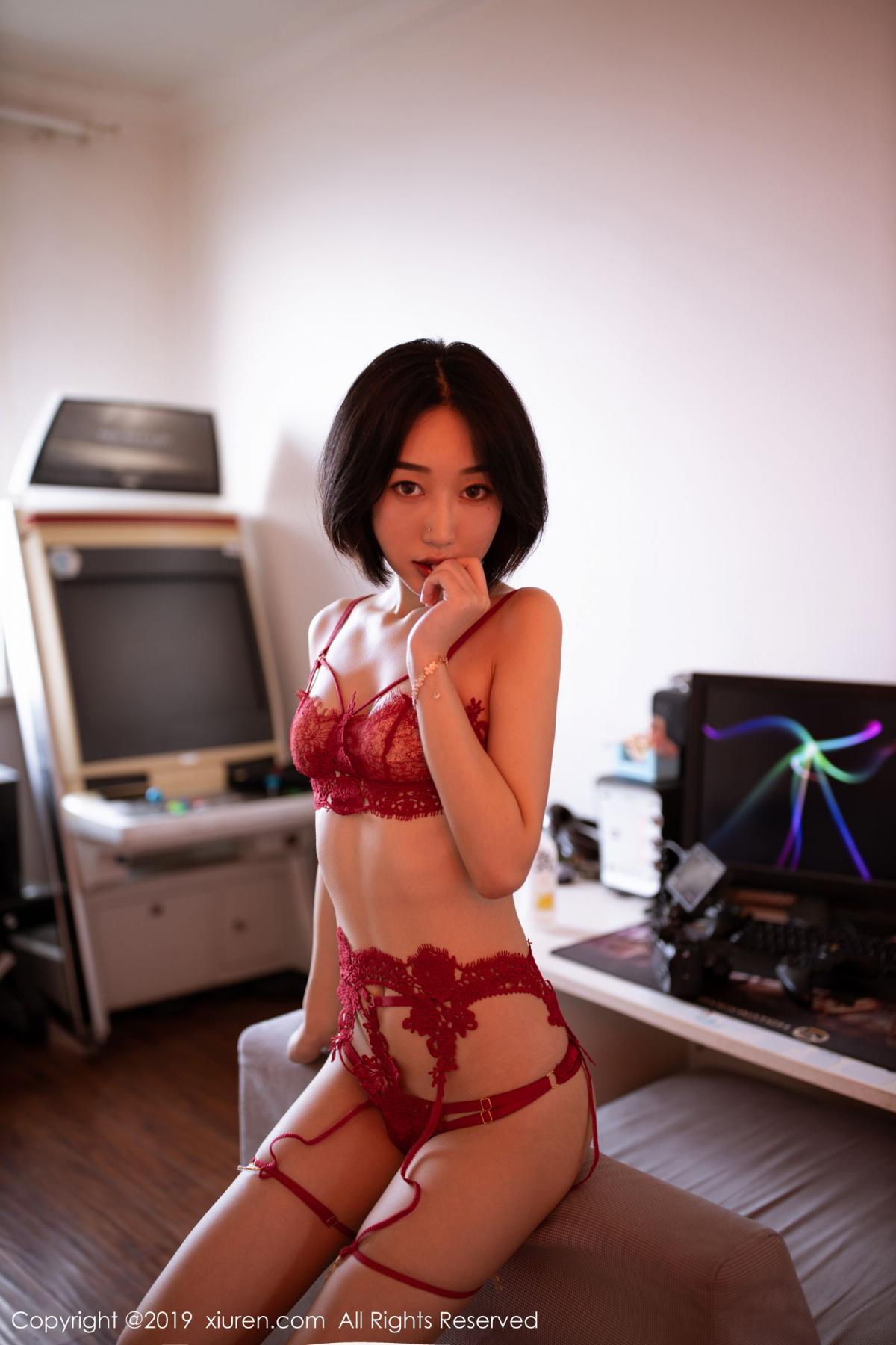 [XiuRen] Vol.1626 Xiao Jiu Yue 27P, Pure, Underwear, Xiao Jiu Yue, Xiuren
