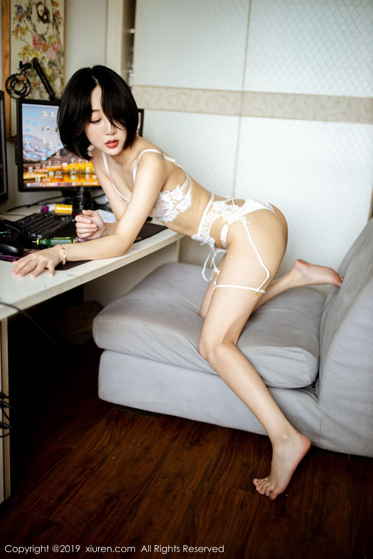[XiuRen] Vol.1626 Xiao Jiu Yue 56P, Pure, Underwear, Xiao Jiu Yue, Xiuren