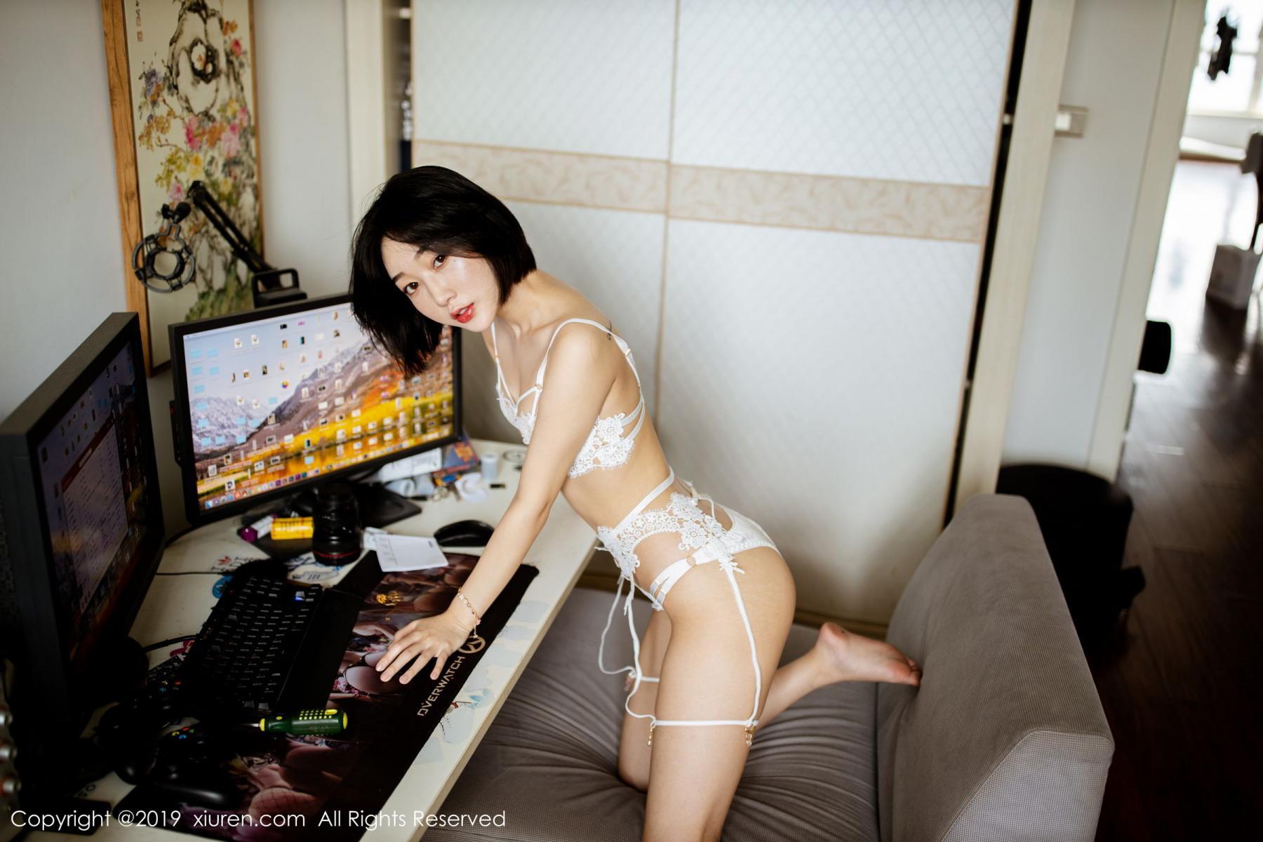 [XiuRen] Vol.1626 Xiao Jiu Yue 58P, Pure, Underwear, Xiao Jiu Yue, Xiuren