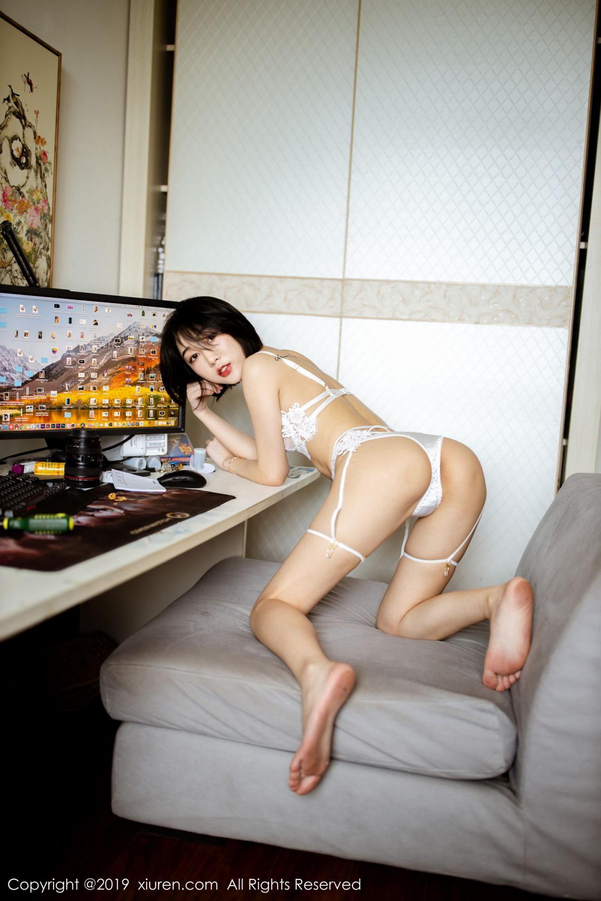 [XiuRen] Vol.1626 Xiao Jiu Yue 60P, Pure, Underwear, Xiao Jiu Yue, Xiuren