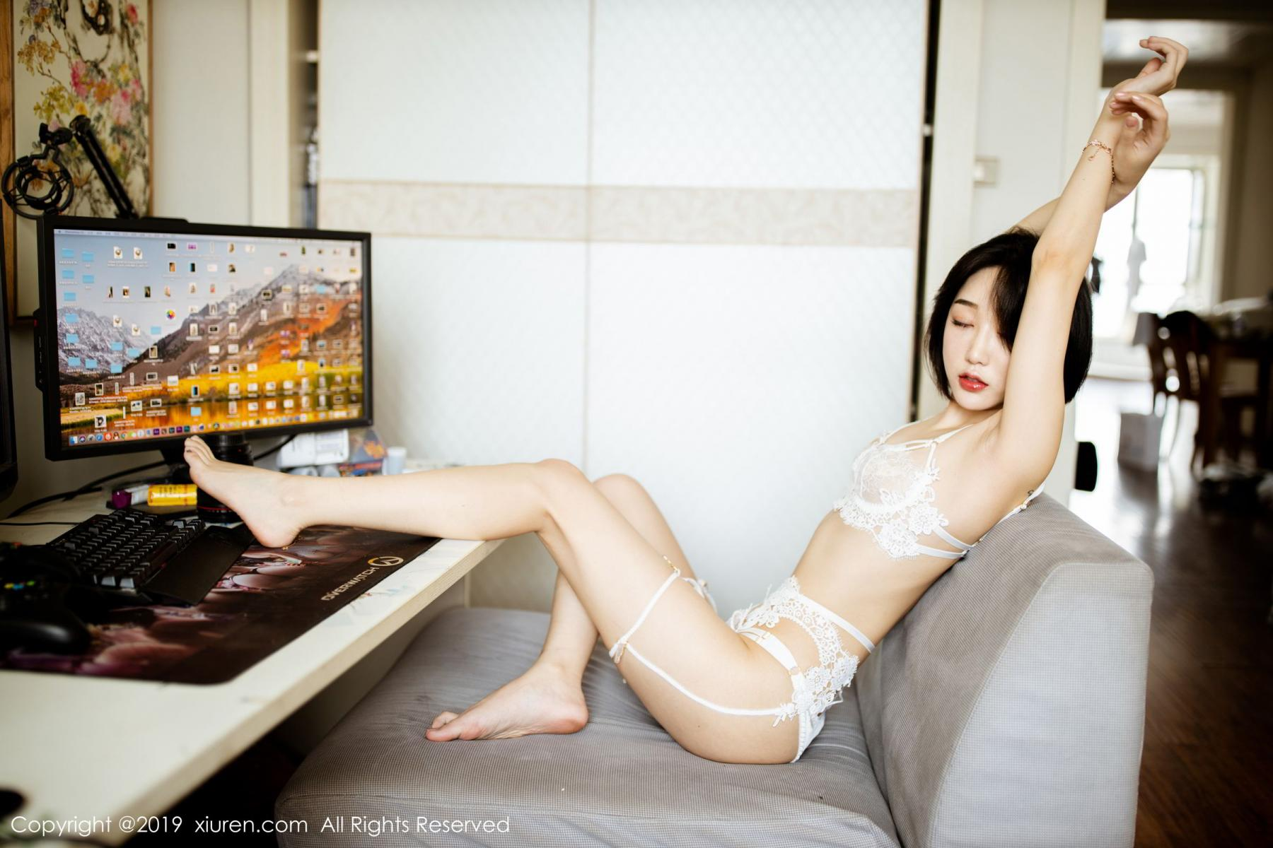 [XiuRen] Vol.1626 Xiao Jiu Yue 6P, Pure, Underwear, Xiao Jiu Yue, Xiuren