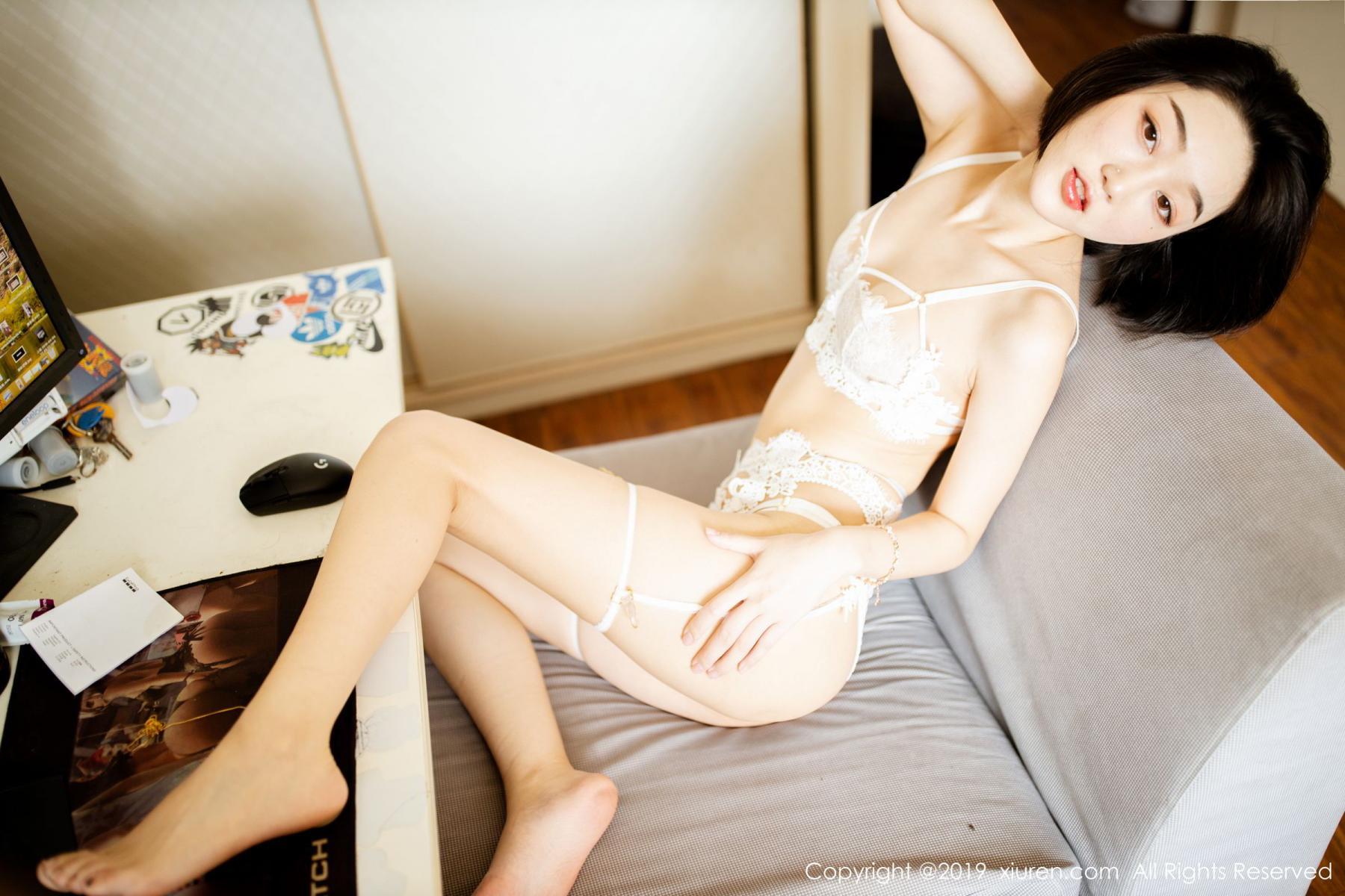 [XiuRen] Vol.1626 Xiao Jiu Yue 7P, Pure, Underwear, Xiao Jiu Yue, Xiuren