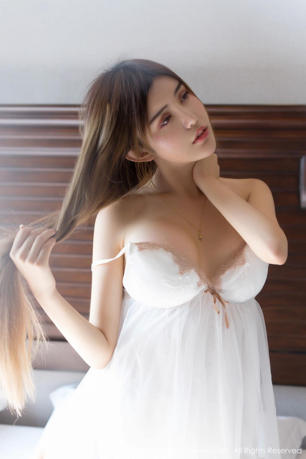 [XiuRen] Vol.1627 Zhuo Ya Qi 12P, Underwear, Xiuren, Zhuo Ya Qi