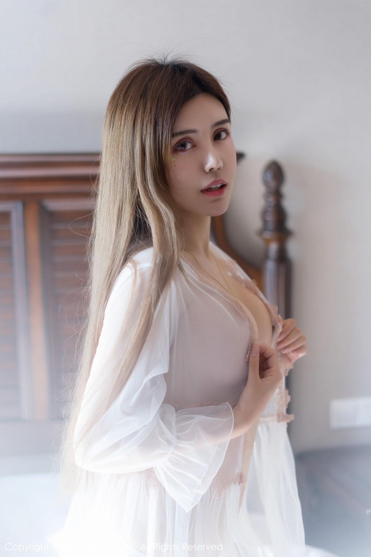 [XiuRen] Vol.1627 Zhuo Ya Qi 21P, Underwear, Xiuren, Zhuo Ya Qi