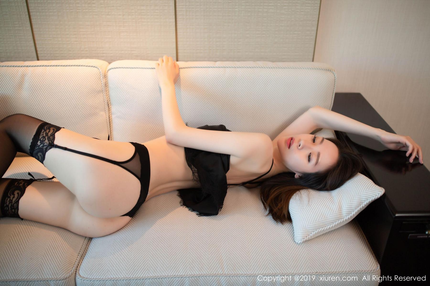 [XiuRen] Vol.1628 Meng Xin Yue 24P, Black Silk, Meng Xin Yue, Xiuren
