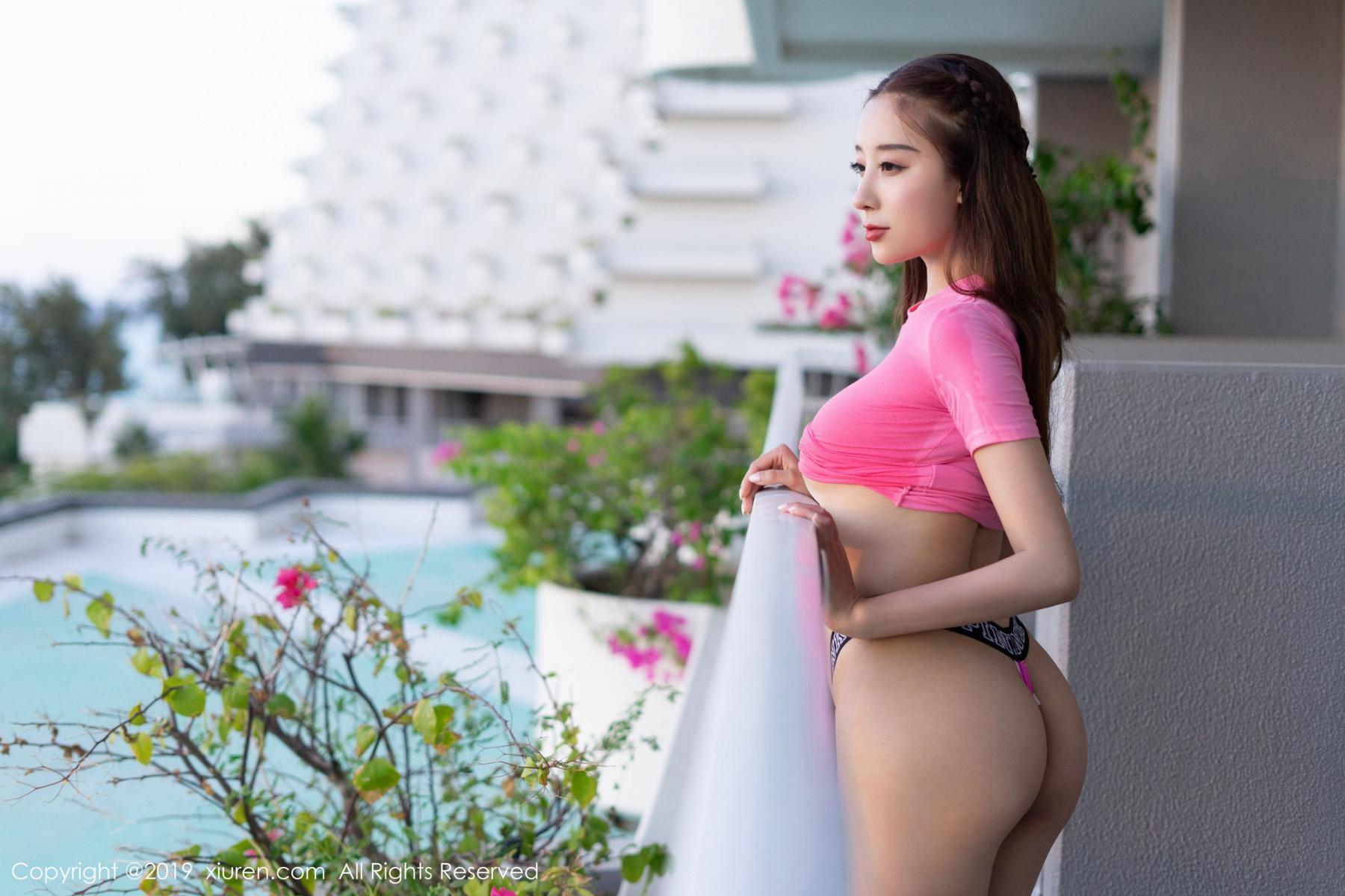[XiuRen] Vol.1631 Duan Xiao Hui 41P, Beach, Bikini, Duan Xiao Hui, Xiuren