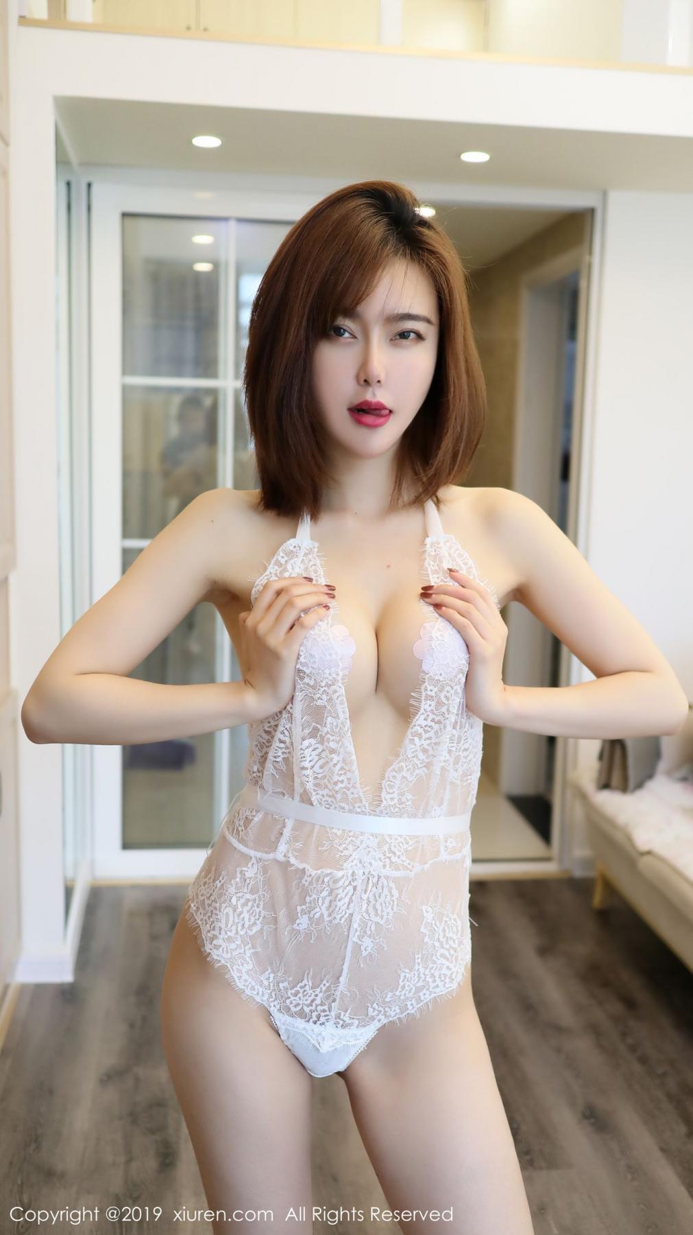 [XiuRen] Vol.1632 Yomi 3P, Underwear, Xiuren, Yomi