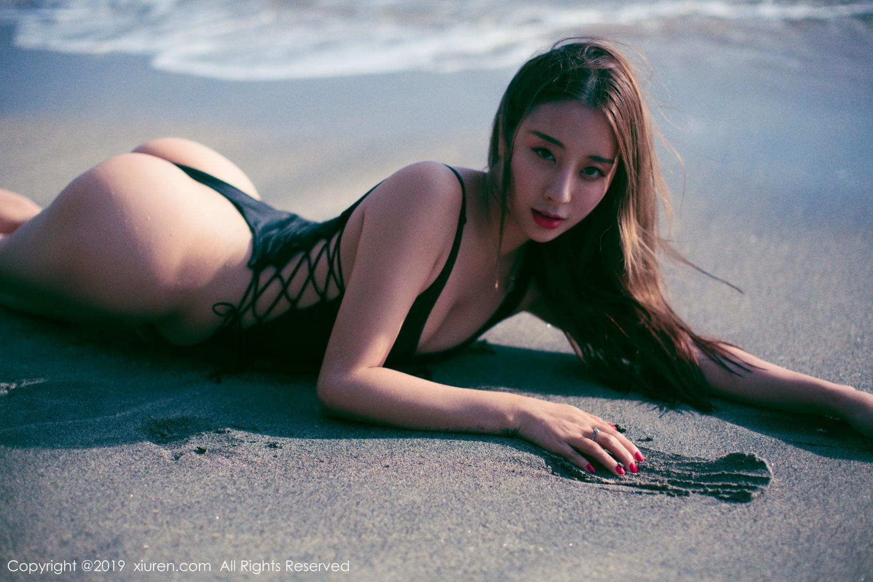[XiuRen] Vol.1635 Duan Xiao Hui 14P, Beach, Bikini, Duan Xiao Hui, Xiuren