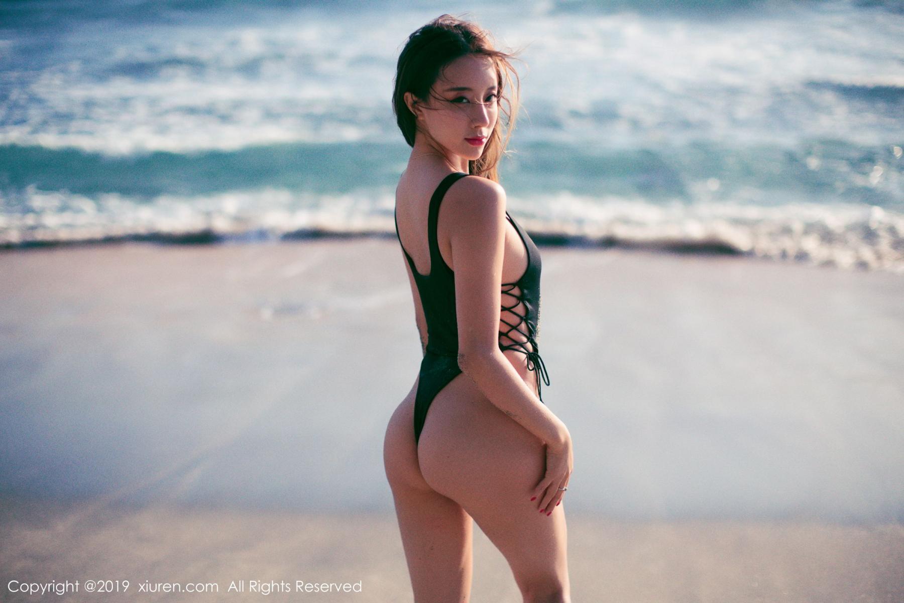 [XiuRen] Vol.1635 Duan Xiao Hui 17P, Beach, Bikini, Duan Xiao Hui, Xiuren