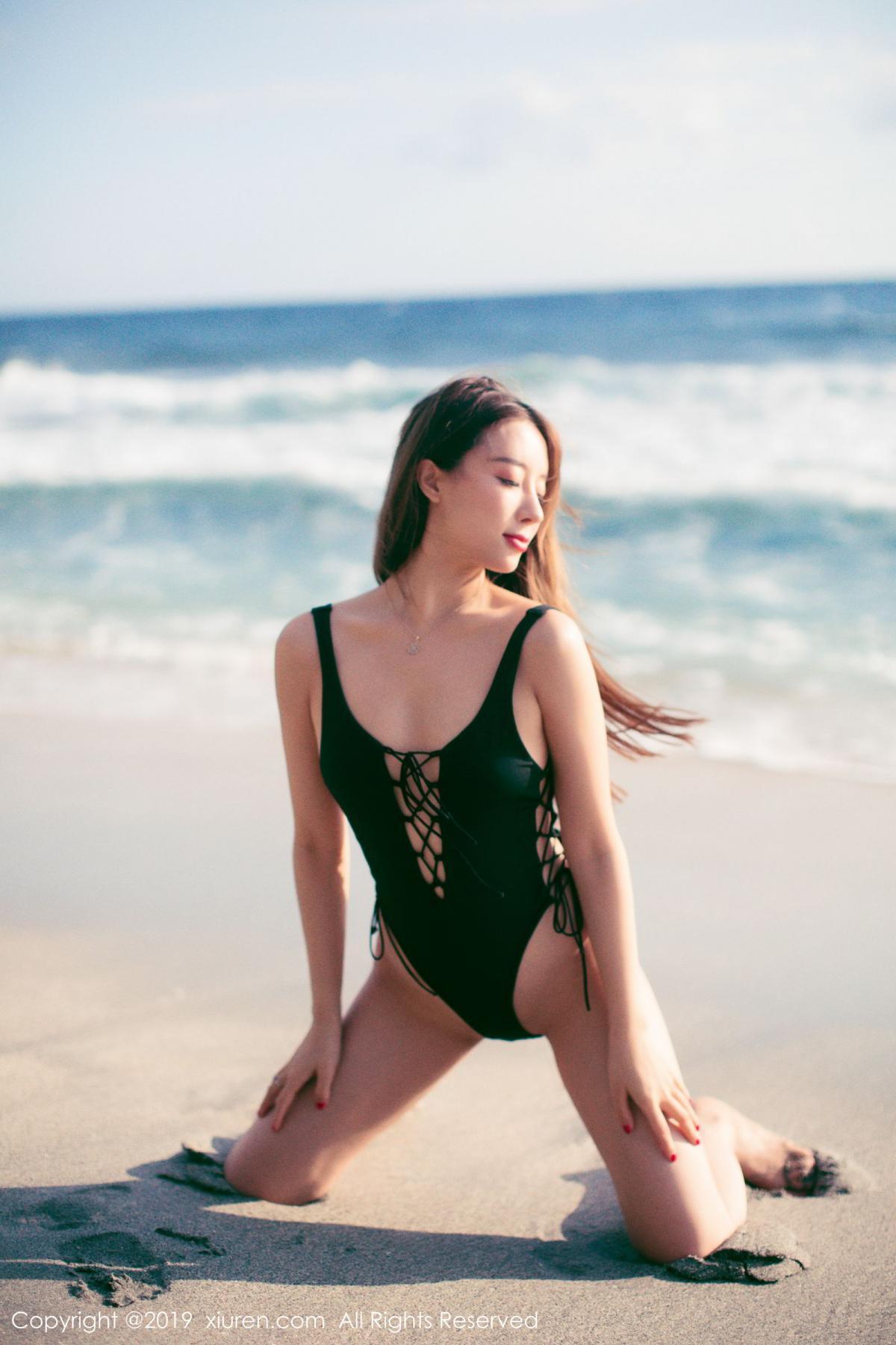[XiuRen] Vol.1635 Duan Xiao Hui 3P, Beach, Bikini, Duan Xiao Hui, Xiuren