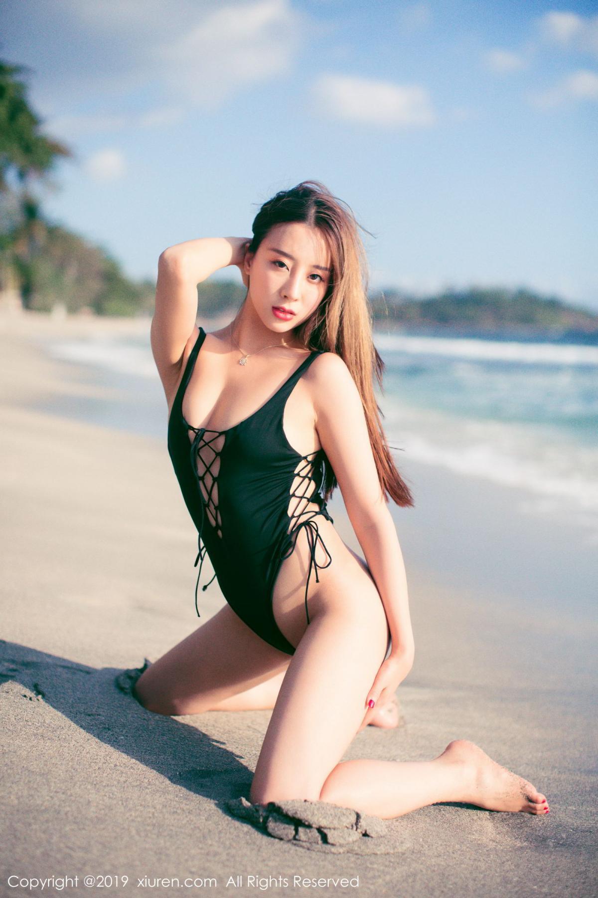 [XiuRen] Vol.1635 Duan Xiao Hui 7P, Beach, Bikini, Duan Xiao Hui, Xiuren