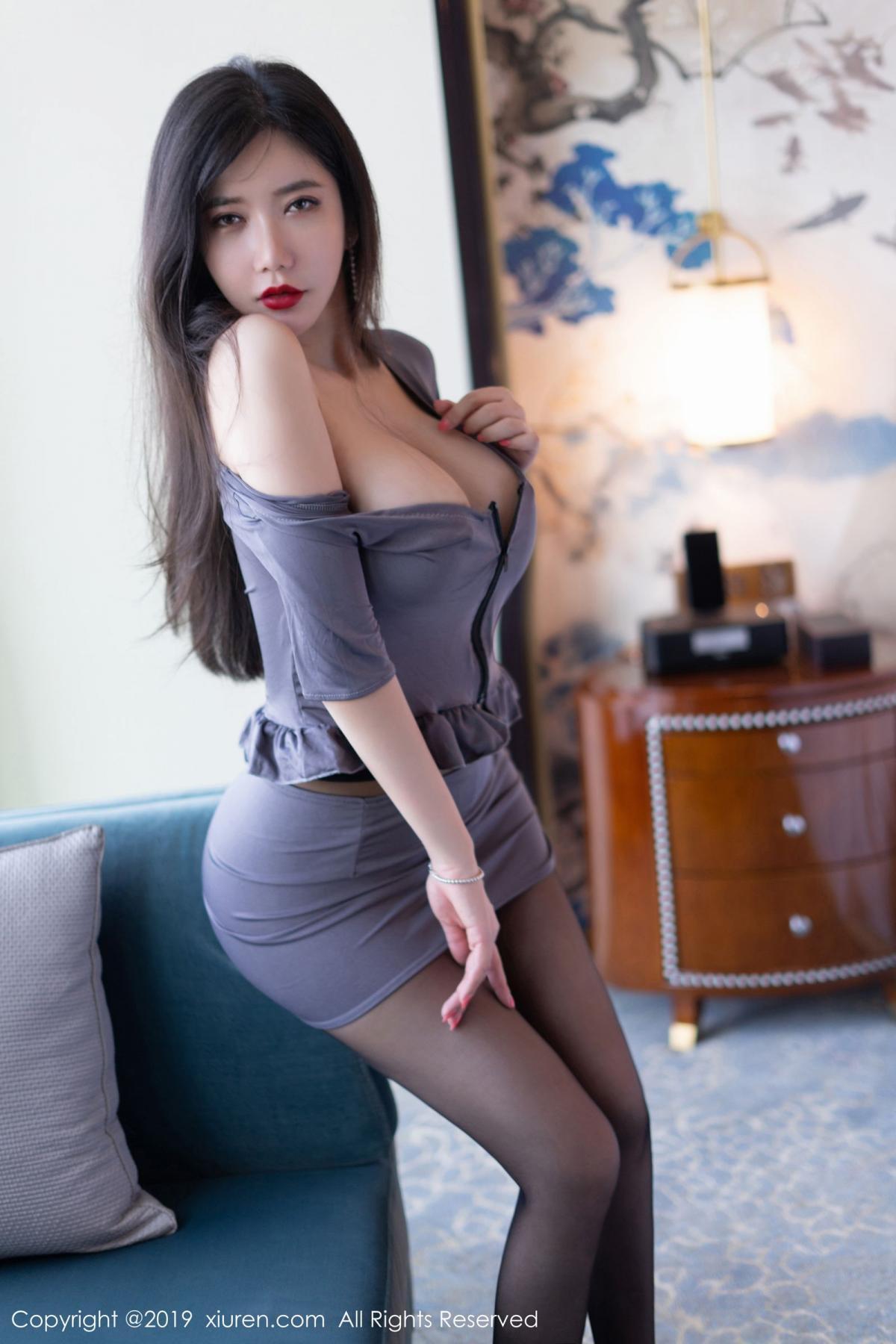 [XiuRen] Vol.1636 Li Yan Xi 11P, Li Yan Xi, Policewoman, Xiuren