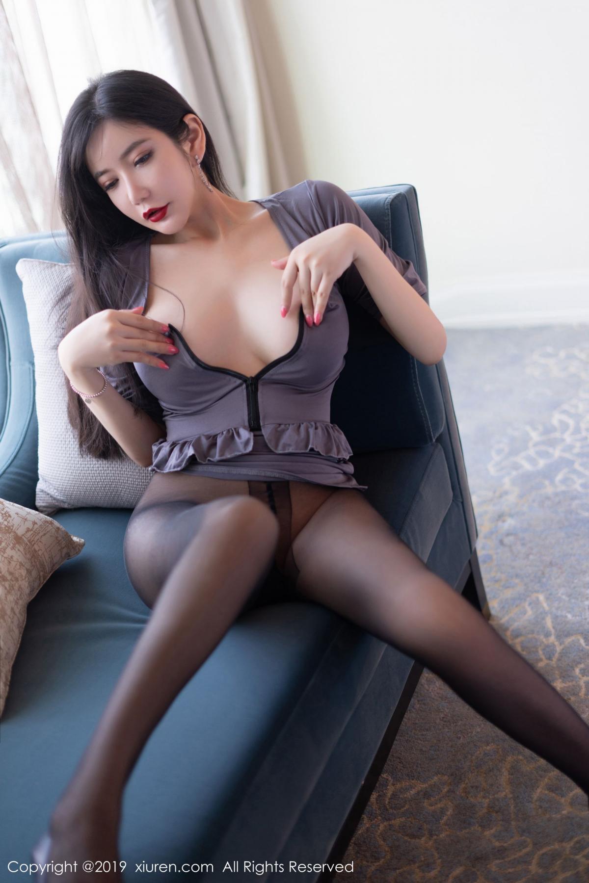[XiuRen] Vol.1636 Li Yan Xi 19P, Li Yan Xi, Policewoman, Xiuren