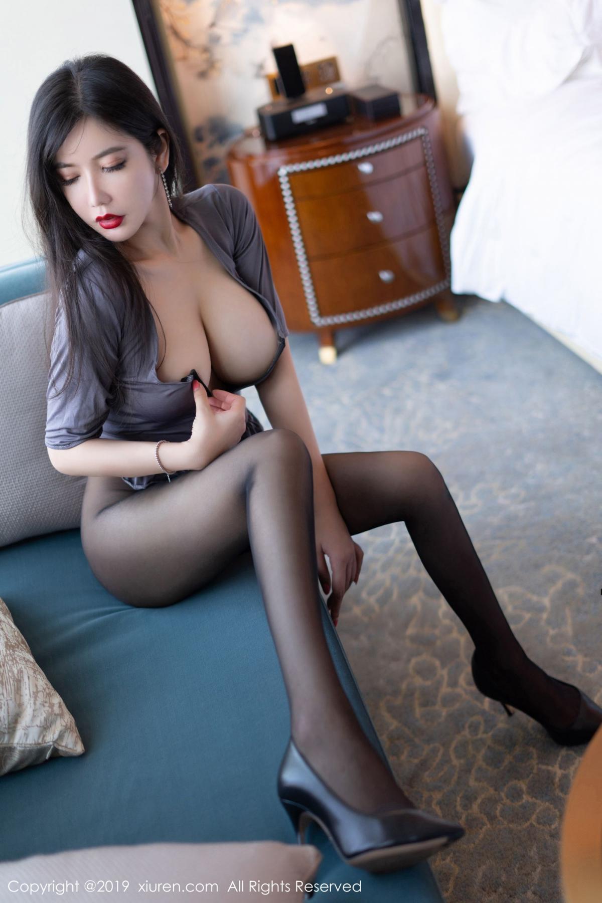[XiuRen] Vol.1636 Li Yan Xi 24P, Li Yan Xi, Policewoman, Xiuren
