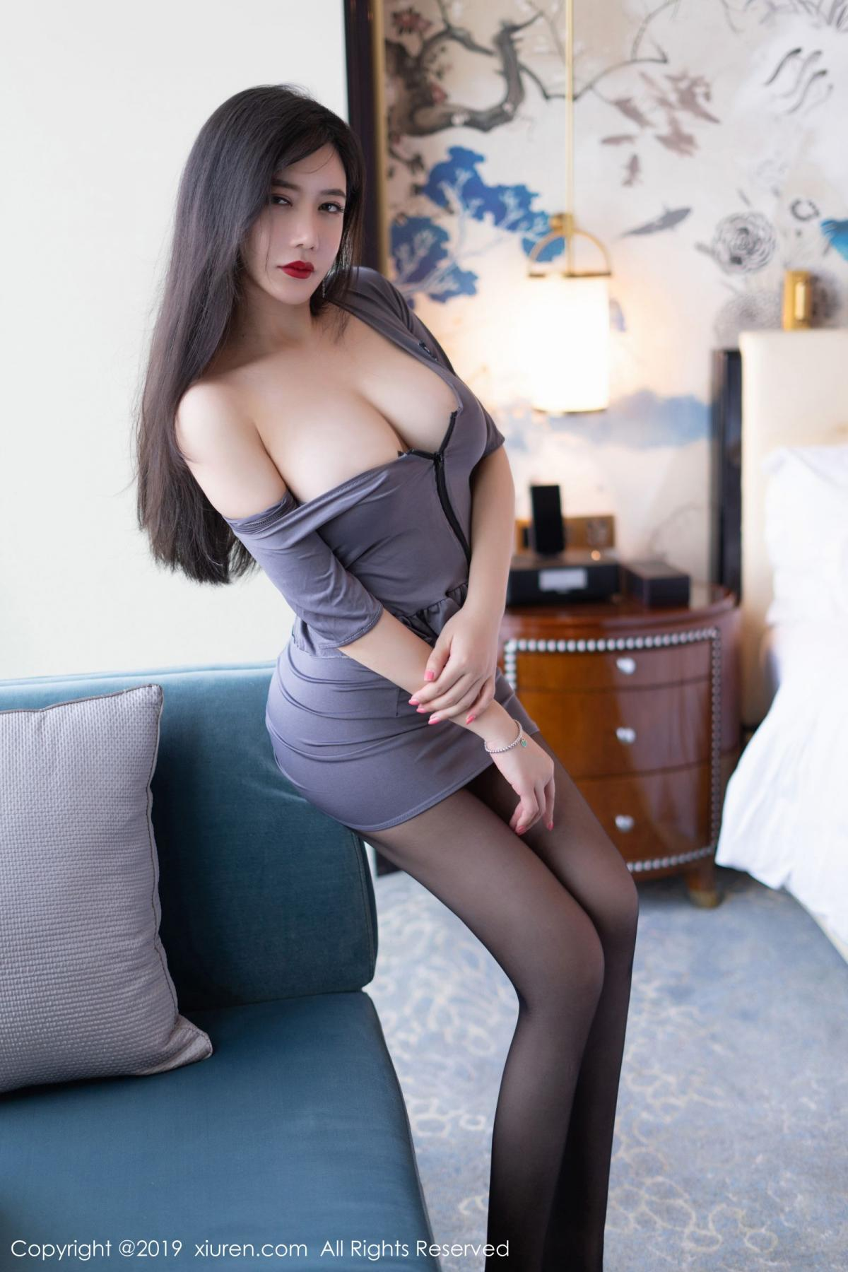 [XiuRen] Vol.1636 Li Yan Xi 8P, Li Yan Xi, Policewoman, Xiuren