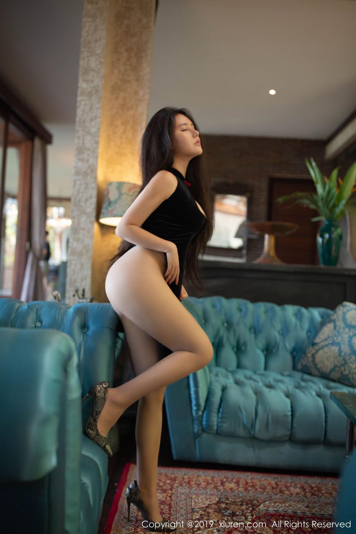 [XiuRen] Vol.1638 Ma Lu Na 1P, Big Booty, Cheongsam, Ma Lu Na, Xiuren