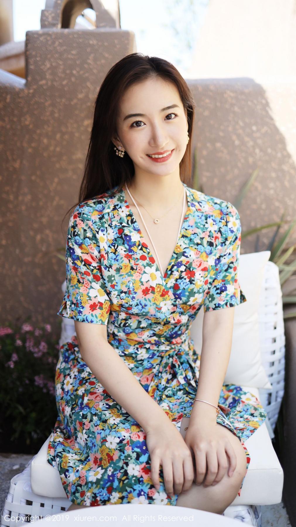 [XiuRen] Vol.1641 Gong Tian Yi 6P, Gong Tian Yi, Pretty, Temperament, Xiuren