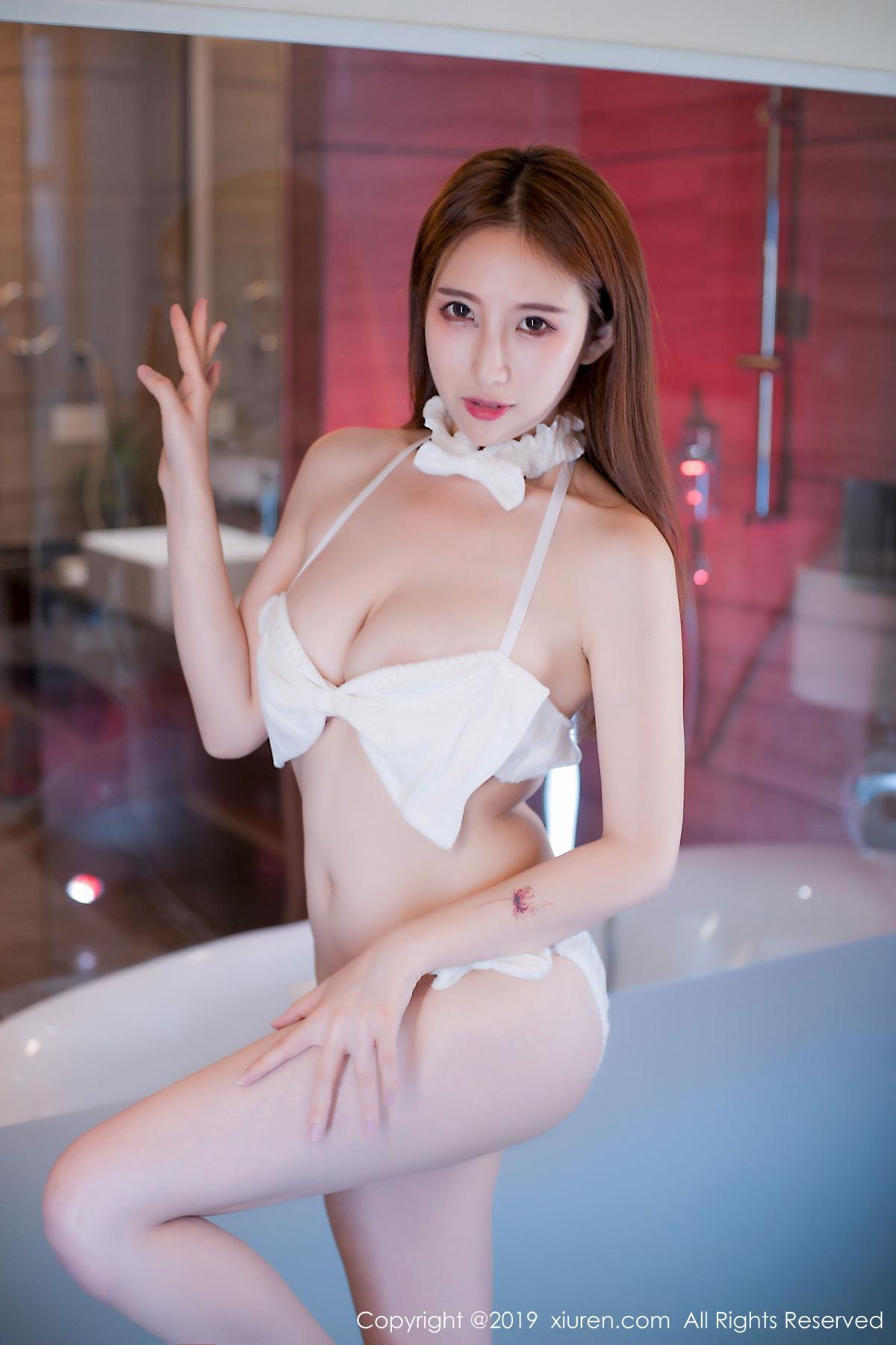 [XiuRen] Vol.1643 Yue Yin Tong 13P, Underwear, Xiuren, Yue Yin Tong
