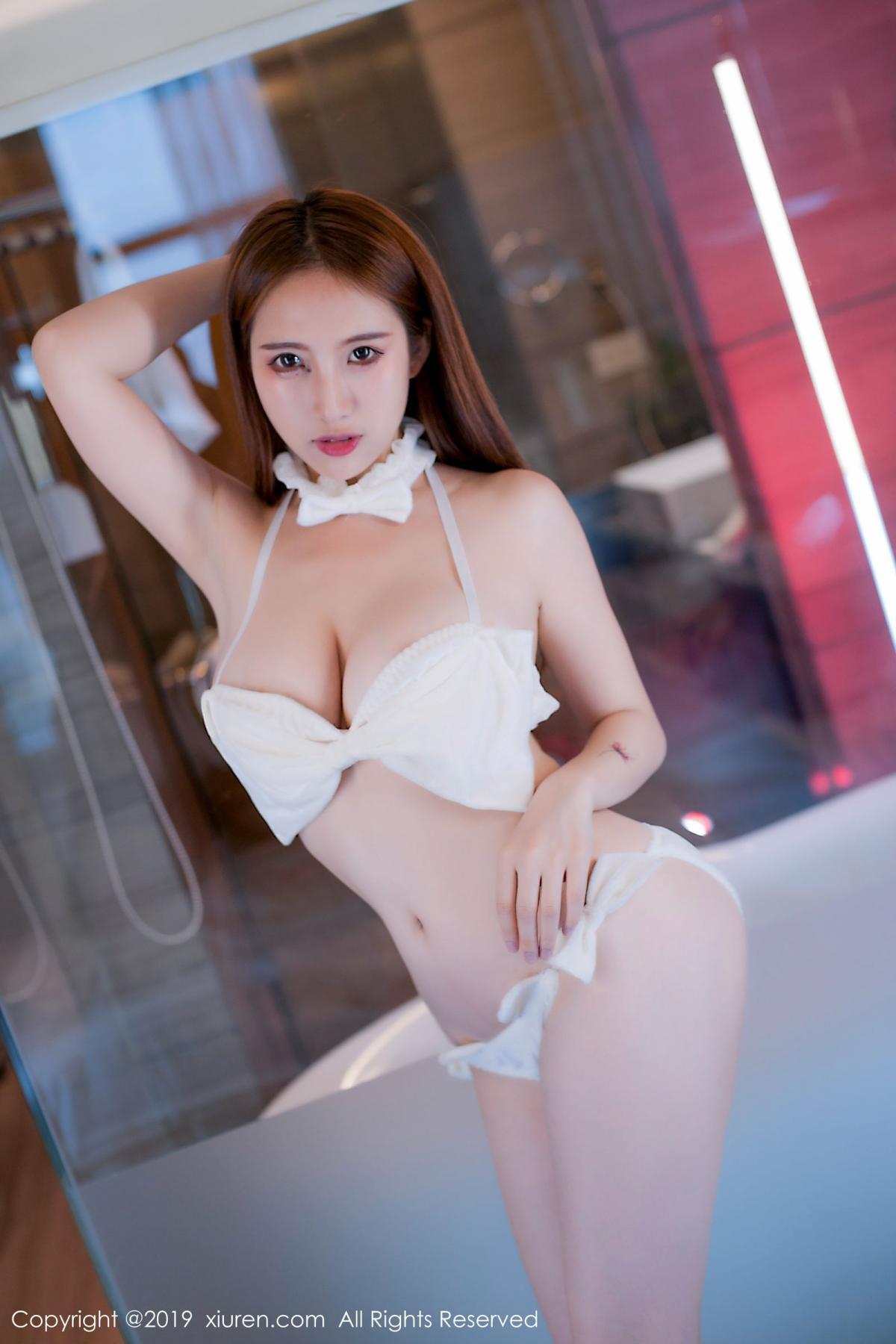 [XiuRen] Vol.1643 Yue Yin Tong 2P, Underwear, Xiuren, Yue Yin Tong