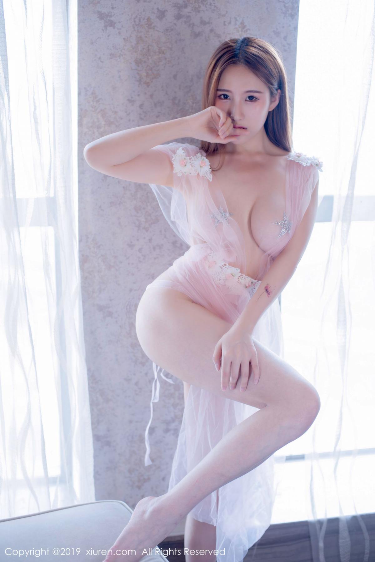 [XiuRen] Vol.1643 Yue Yin Tong 34P, Underwear, Xiuren, Yue Yin Tong