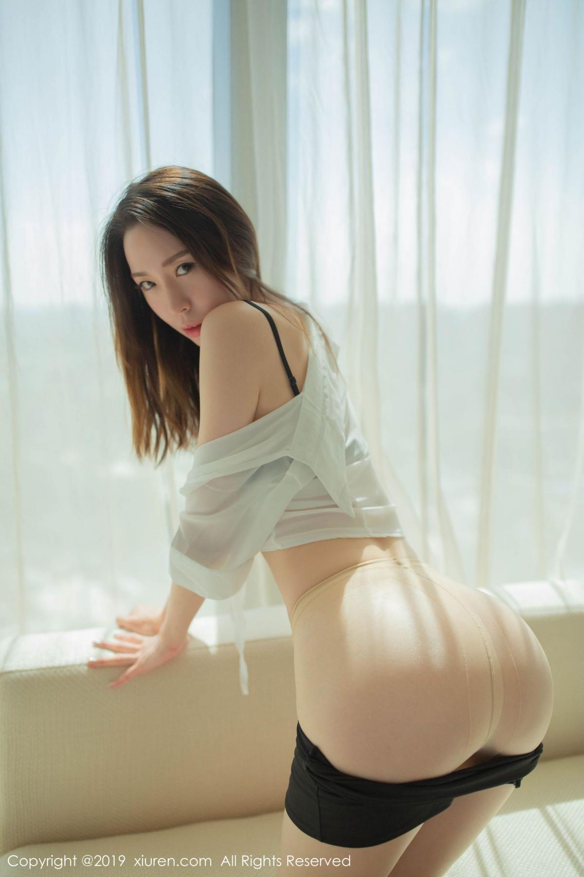 [XiuRen] Vol.1645 Meng Xin Yue 20P, Meng Xin Yue, Underwear, Uniform, Xiuren
