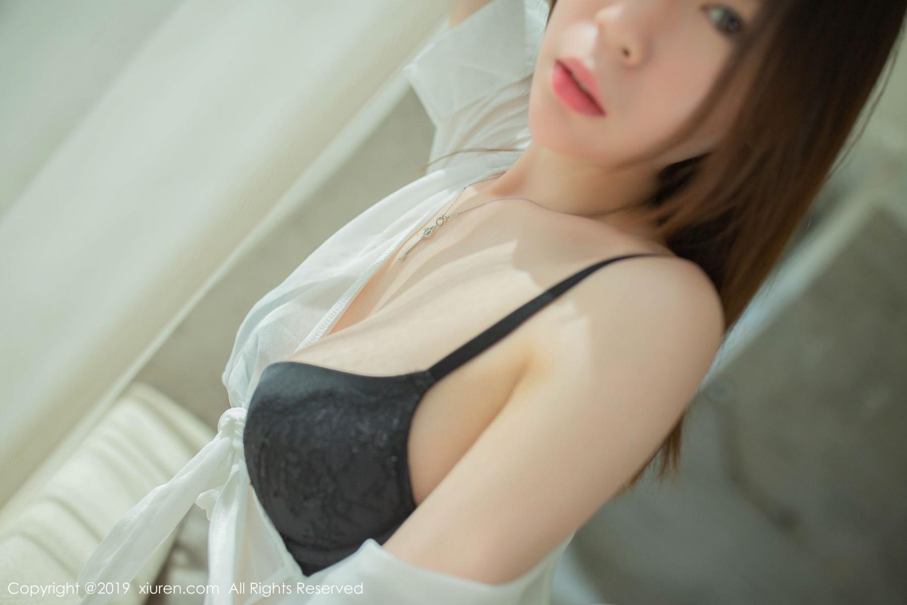 [XiuRen] Vol.1645 Meng Xin Yue 34P, Meng Xin Yue, Underwear, Uniform, Xiuren