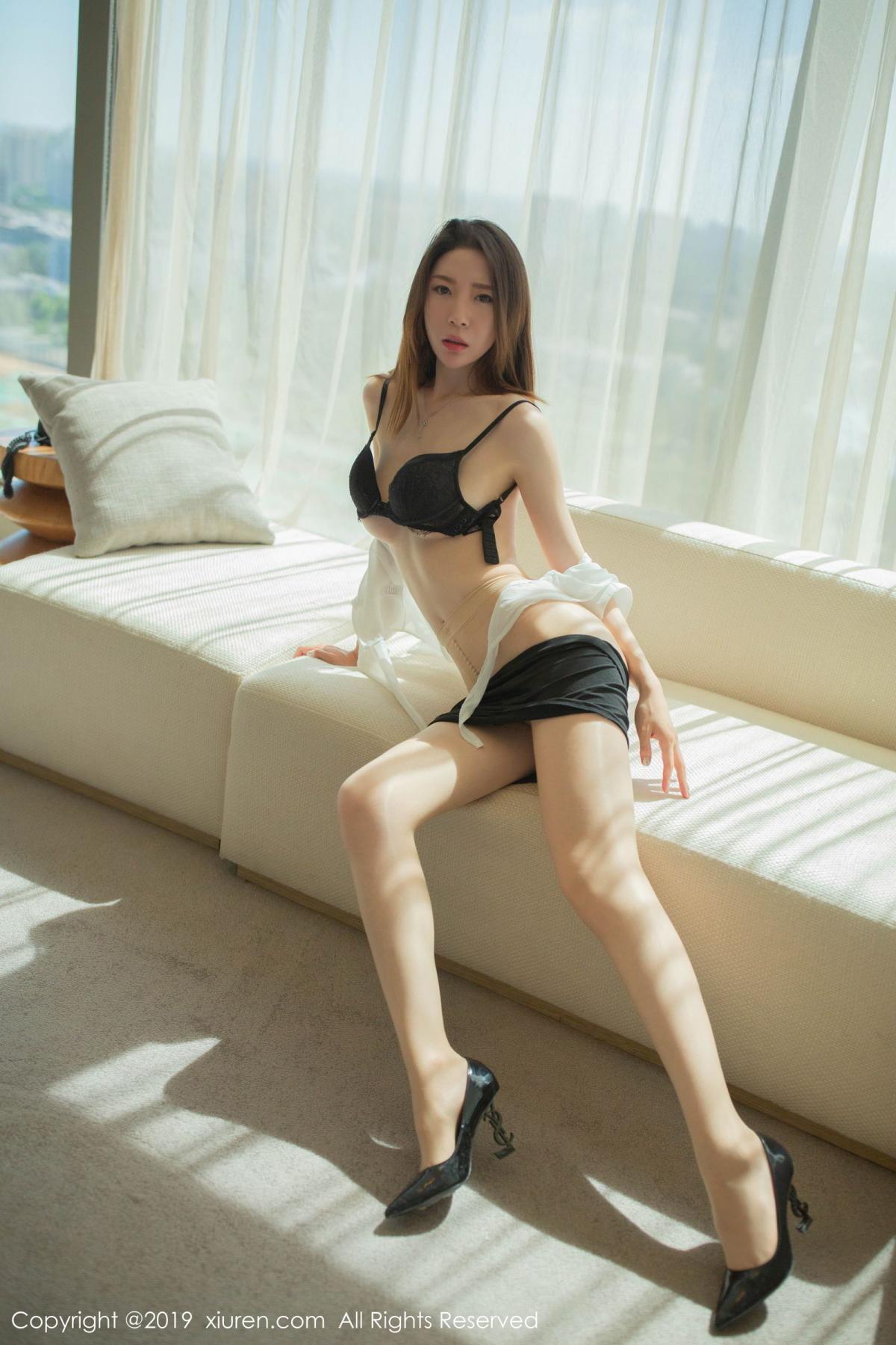 [XiuRen] Vol.1645 Meng Xin Yue 36P, Meng Xin Yue, Underwear, Uniform, Xiuren