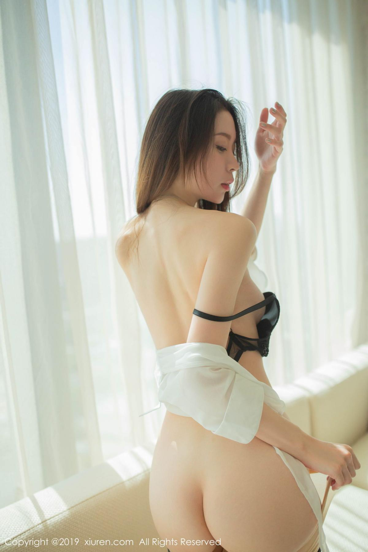 [XiuRen] Vol.1645 Meng Xin Yue 43P, Meng Xin Yue, Underwear, Uniform, Xiuren