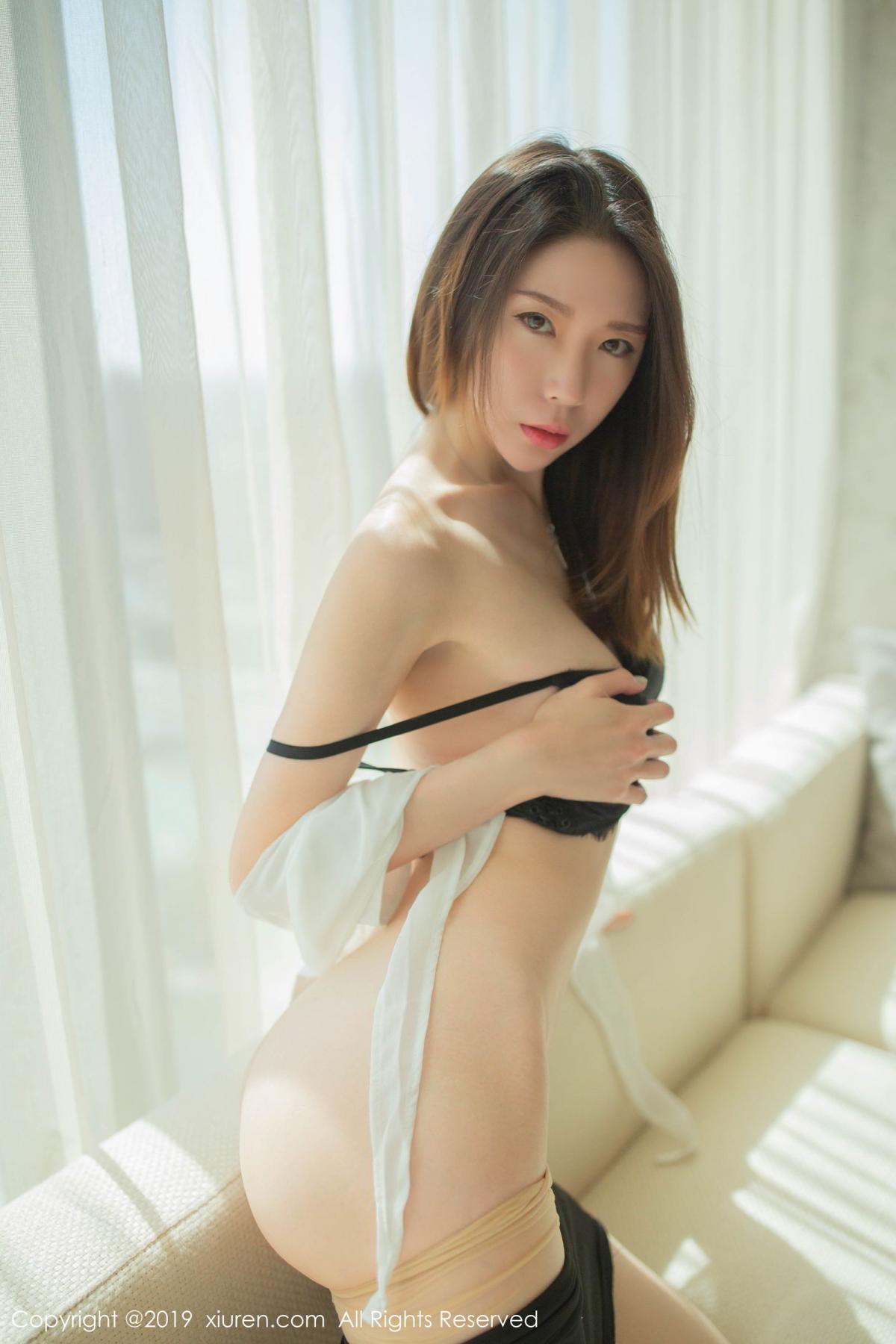 [XiuRen] Vol.1645 Meng Xin Yue 46P, Meng Xin Yue, Underwear, Uniform, Xiuren