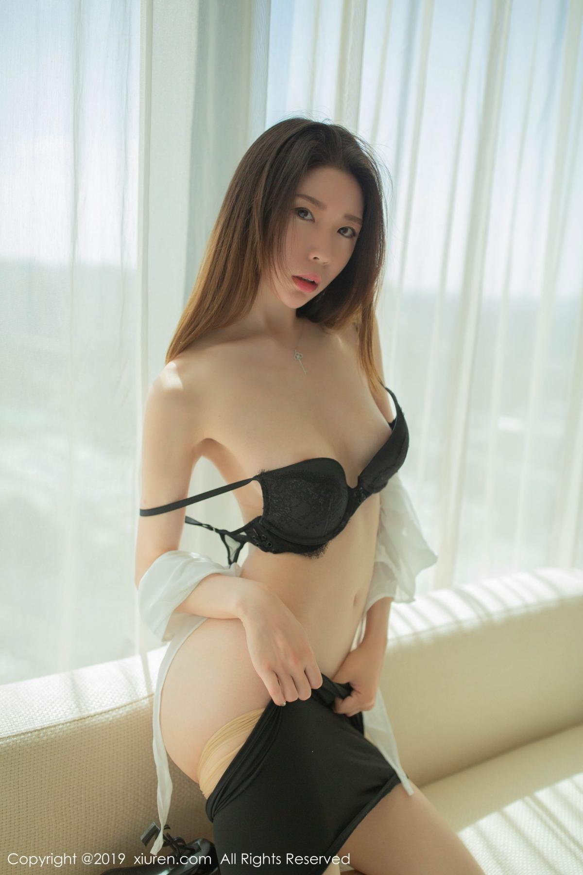 [XiuRen] Vol.1645 Meng Xin Yue 47P, Meng Xin Yue, Underwear, Uniform, Xiuren