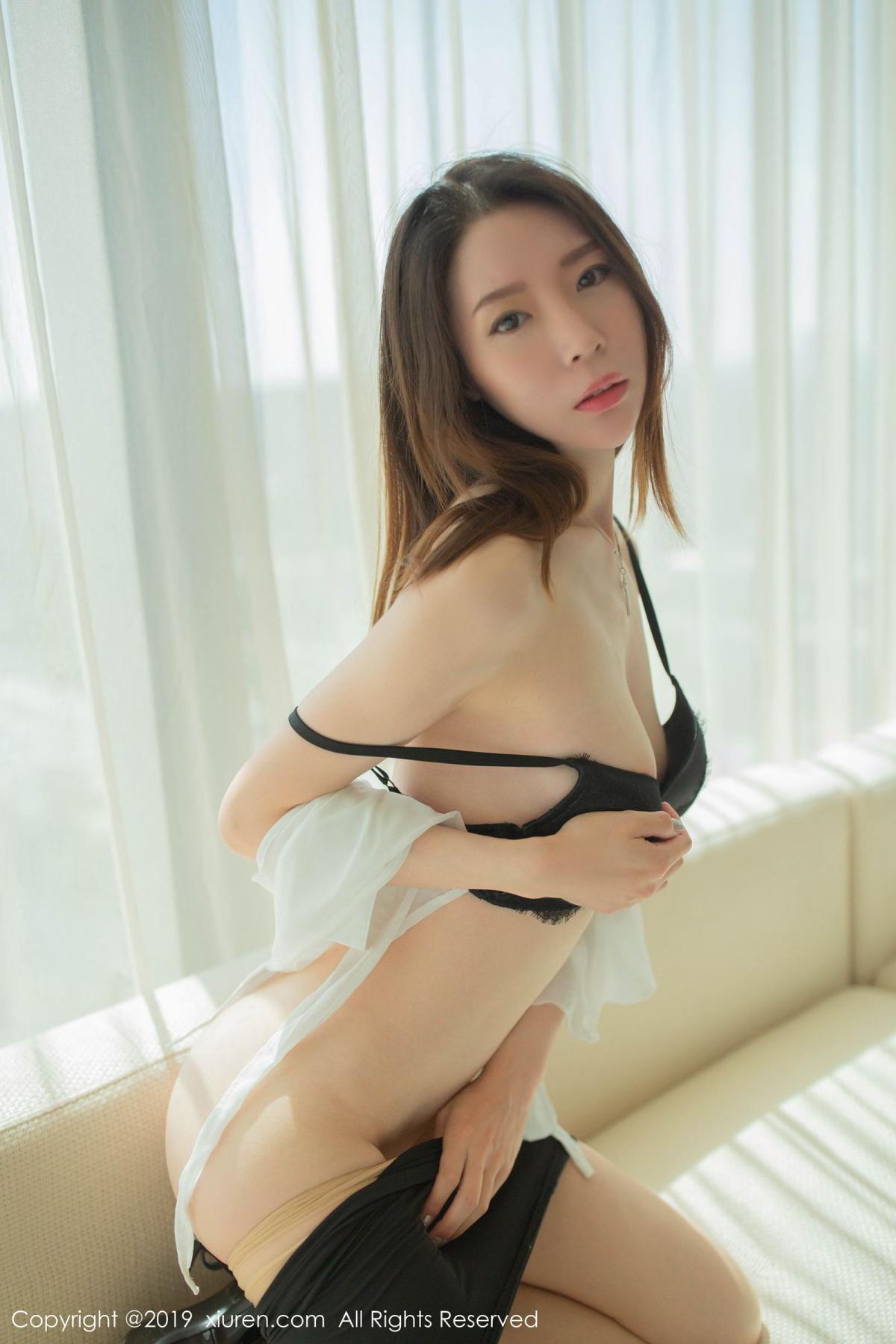 [XiuRen] Vol.1645 Meng Xin Yue 48P, Meng Xin Yue, Underwear, Uniform, Xiuren