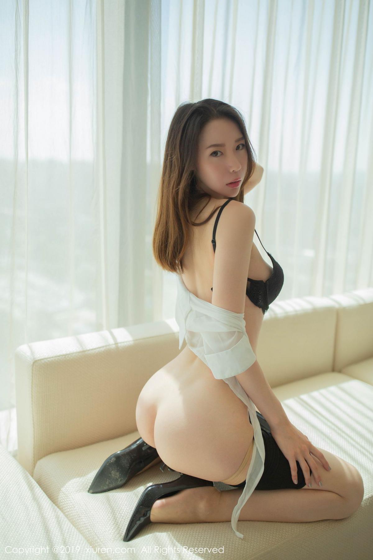 [XiuRen] Vol.1645 Meng Xin Yue 50P, Meng Xin Yue, Underwear, Uniform, Xiuren