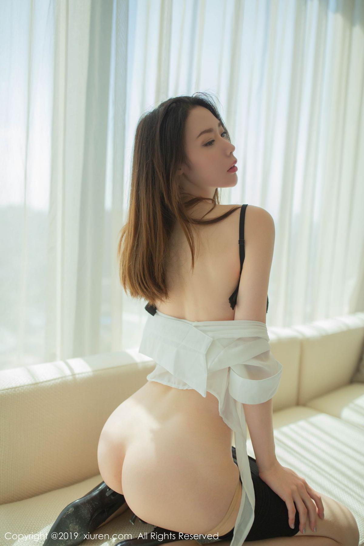 [XiuRen] Vol.1645 Meng Xin Yue 51P, Meng Xin Yue, Underwear, Uniform, Xiuren