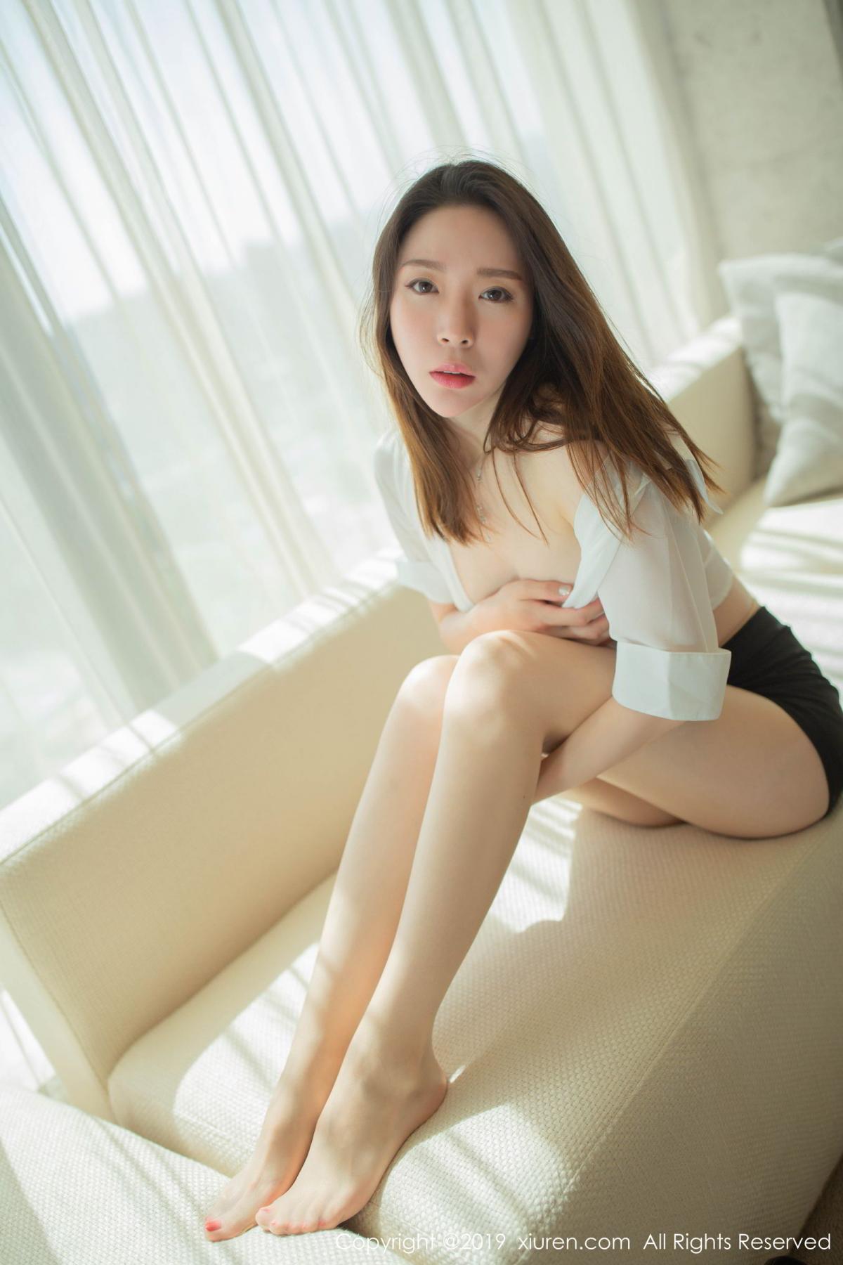 [XiuRen] Vol.1645 Meng Xin Yue 72P, Meng Xin Yue, Underwear, Uniform, Xiuren