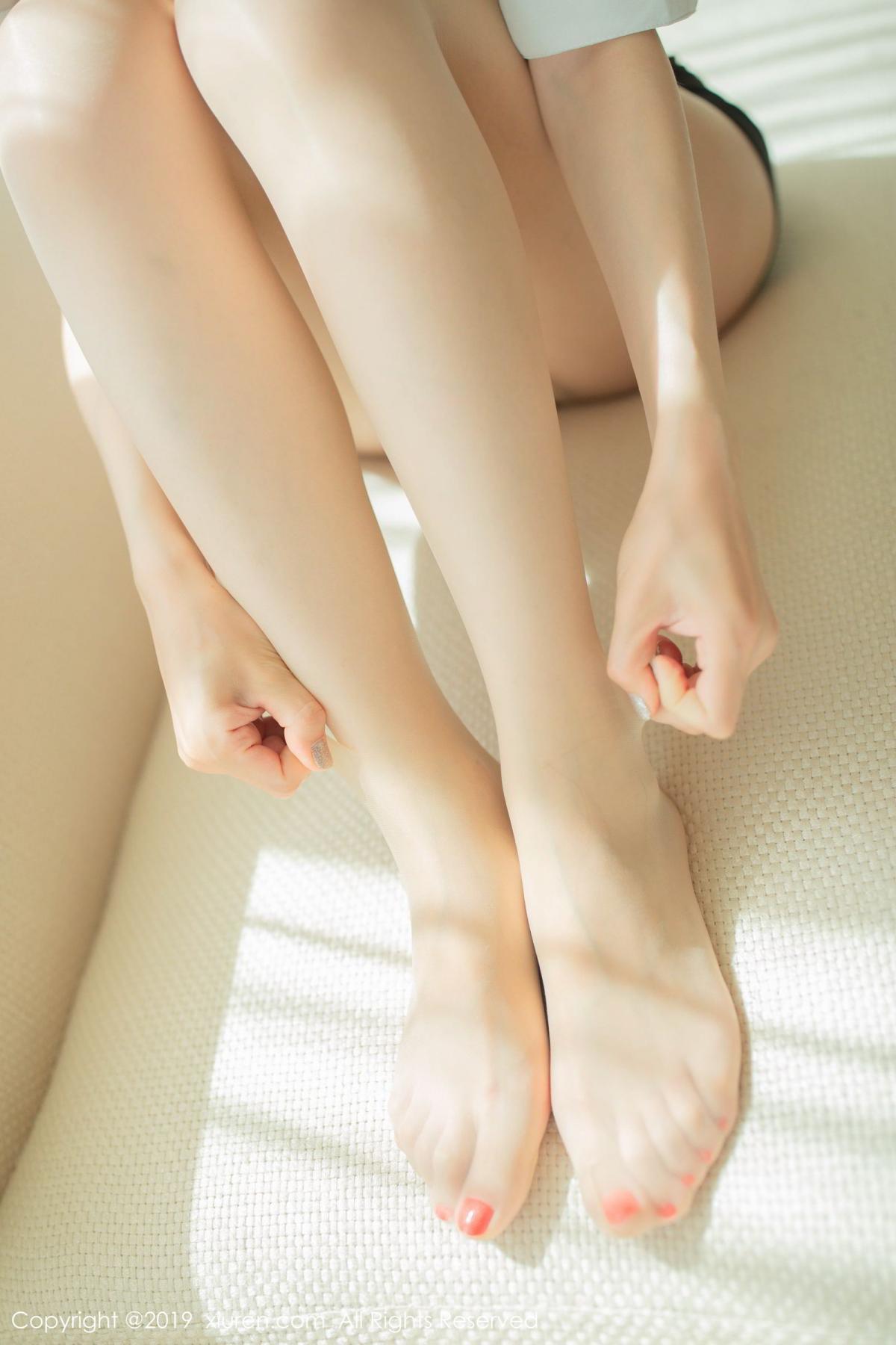 [XiuRen] Vol.1645 Meng Xin Yue 76P, Meng Xin Yue, Underwear, Uniform, Xiuren