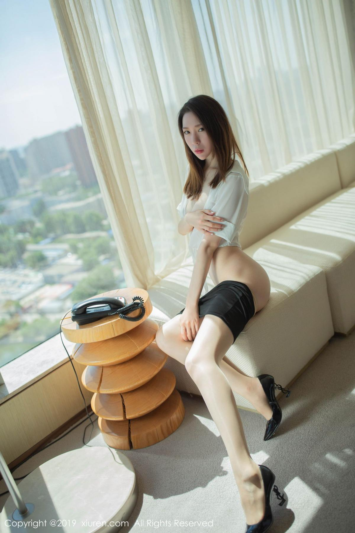 [XiuRen] Vol.1645 Meng Xin Yue 82P, Meng Xin Yue, Underwear, Uniform, Xiuren