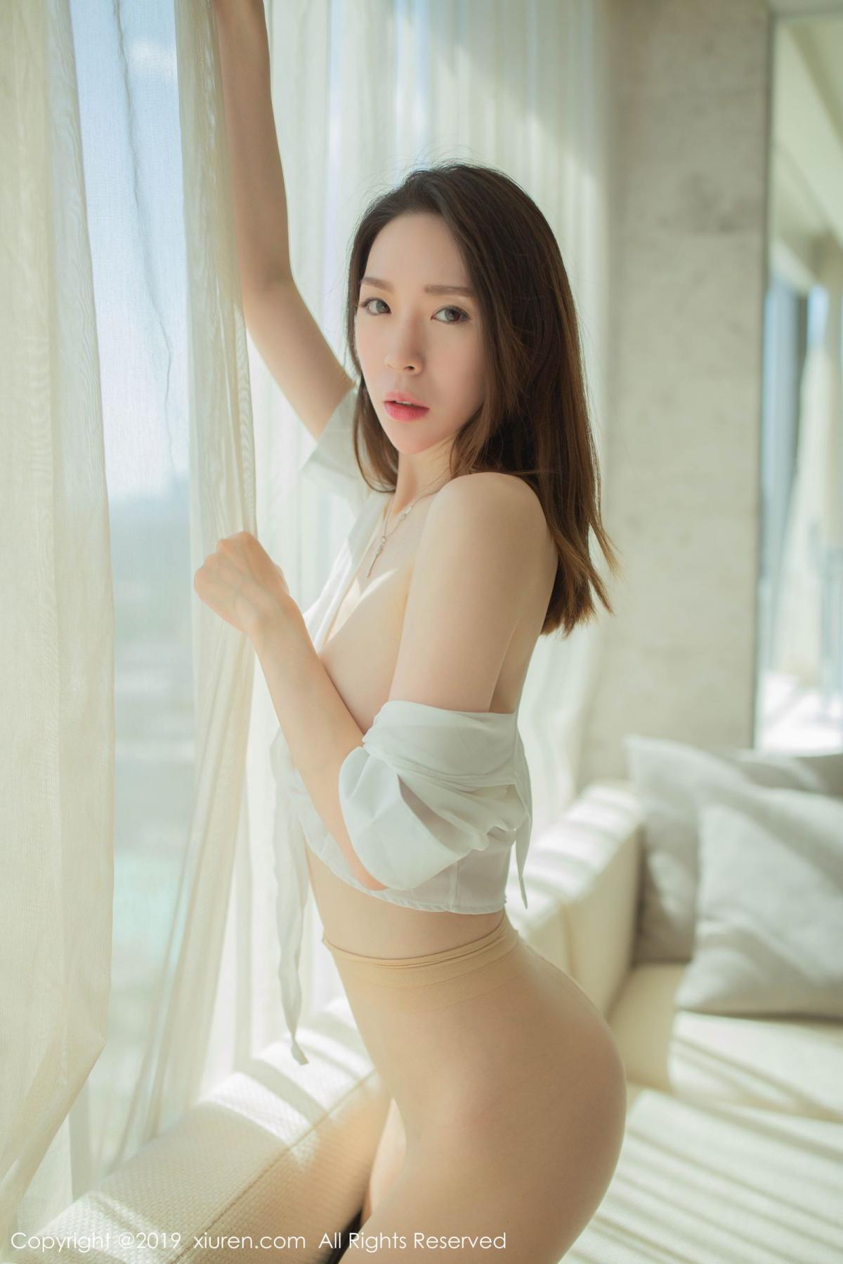 [XiuRen] Vol.1645 Meng Xin Yue 85P, Meng Xin Yue, Underwear, Uniform, Xiuren