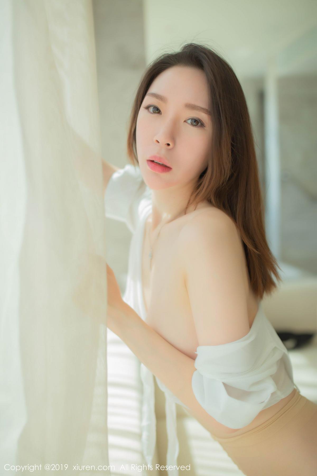 [XiuRen] Vol.1645 Meng Xin Yue 87P, Meng Xin Yue, Underwear, Uniform, Xiuren