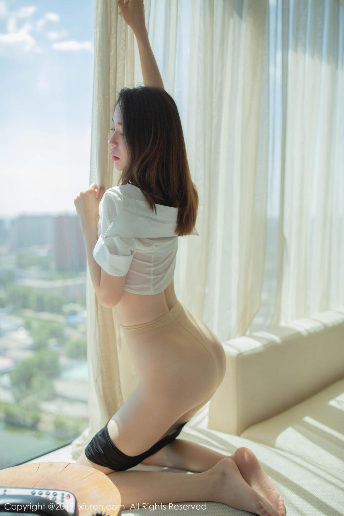 [XiuRen] Vol.1645 Meng Xin Yue 90P, Meng Xin Yue, Underwear, Uniform, Xiuren