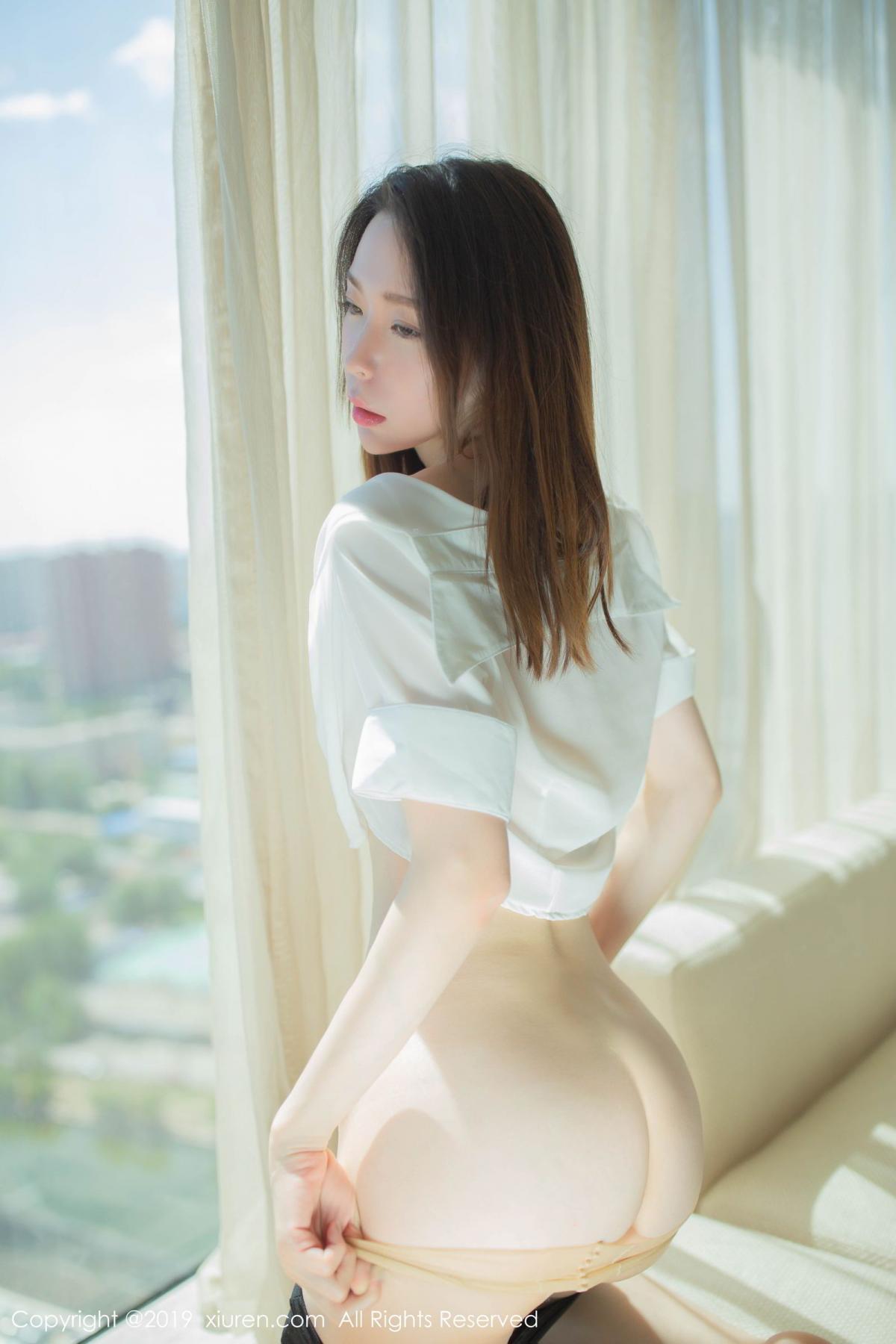 [XiuRen] Vol.1645 Meng Xin Yue 93P, Meng Xin Yue, Underwear, Uniform, Xiuren
