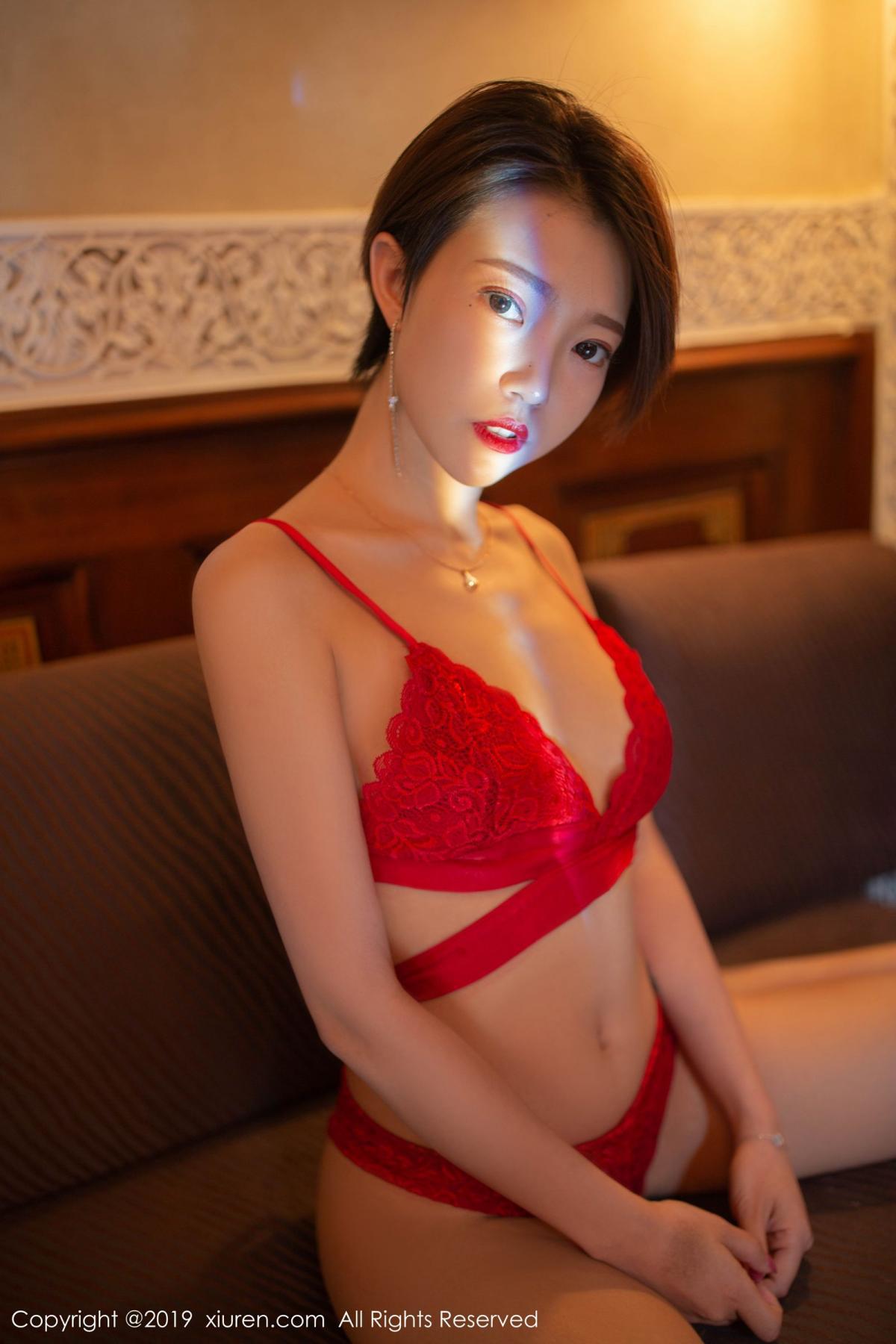 [XiuRen] Vol.1646 Feng Mu Mu 29P, Feng Mu Mu, Slim, Underwear, Xiuren