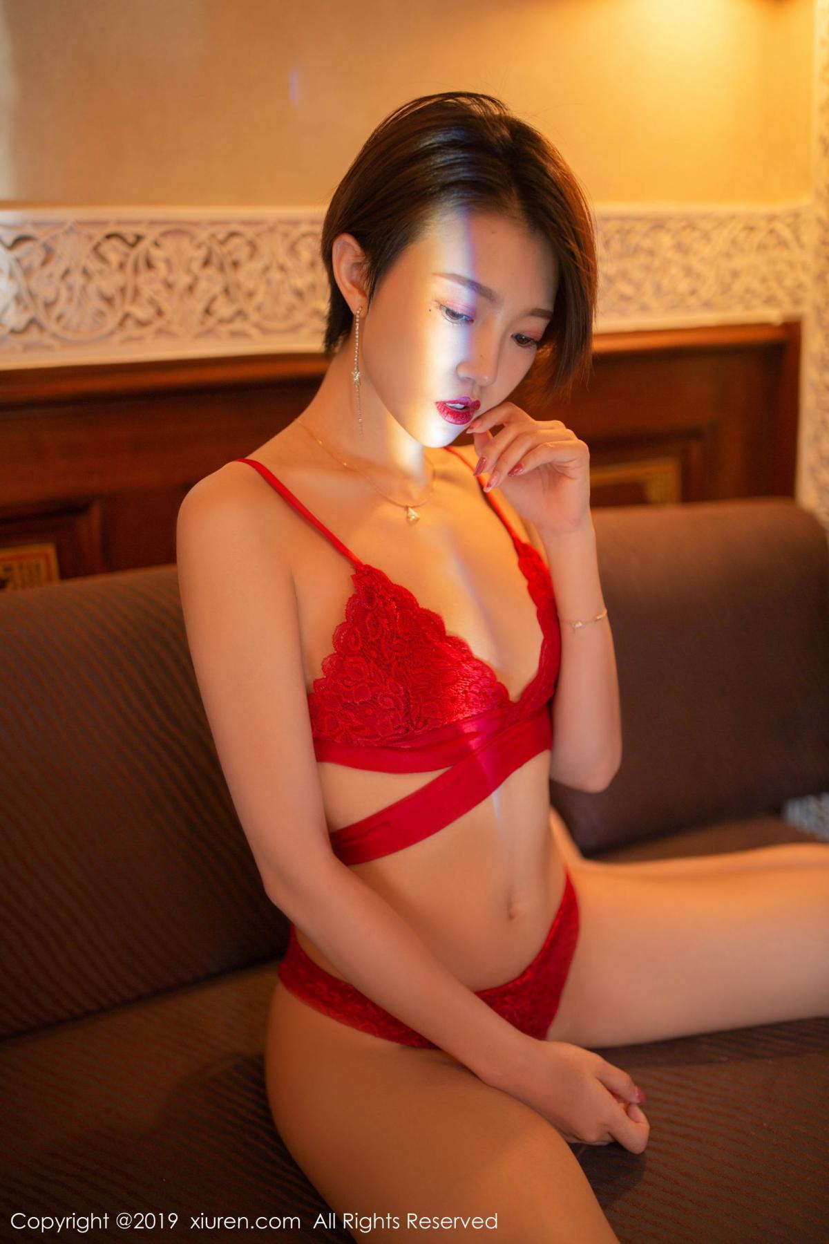 [XiuRen] Vol.1646 Feng Mu Mu 31P, Feng Mu Mu, Slim, Underwear, Xiuren