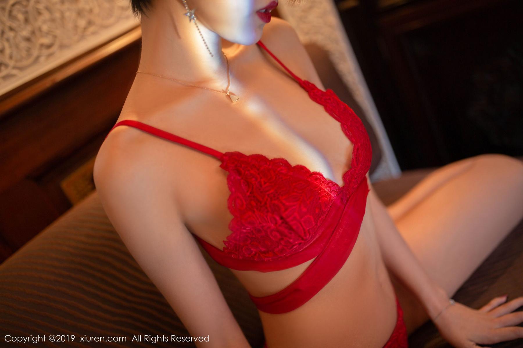 [XiuRen] Vol.1646 Feng Mu Mu 32P, Feng Mu Mu, Slim, Underwear, Xiuren