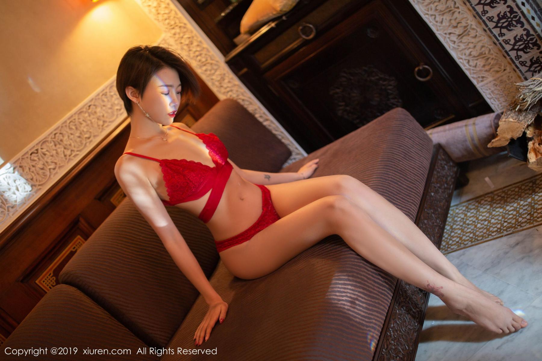 [XiuRen] Vol.1646 Feng Mu Mu 34P, Feng Mu Mu, Slim, Underwear, Xiuren