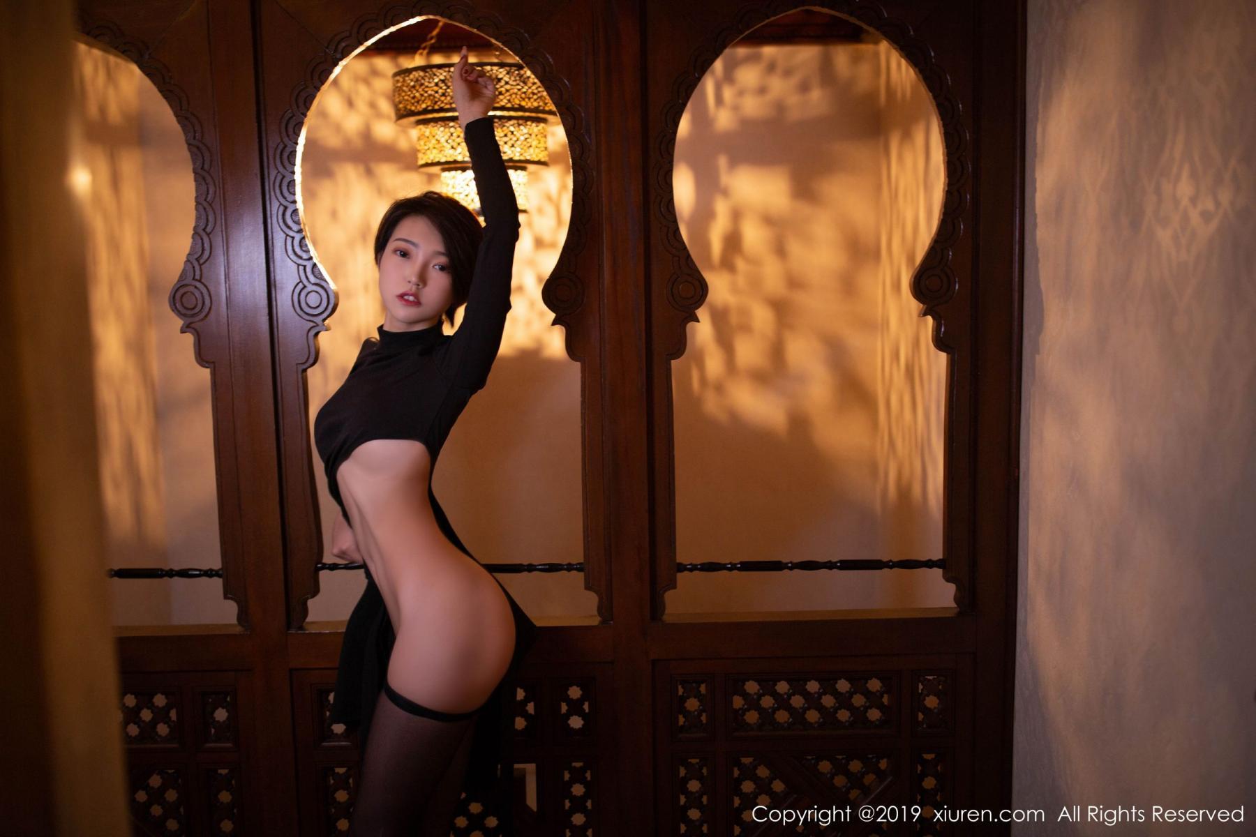 [XiuRen] Vol.1646 Feng Mu Mu 39P, Feng Mu Mu, Slim, Underwear, Xiuren