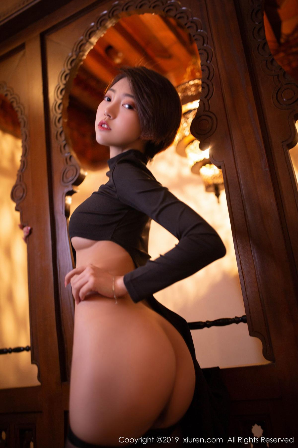 [XiuRen] Vol.1646 Feng Mu Mu 40P, Feng Mu Mu, Slim, Underwear, Xiuren